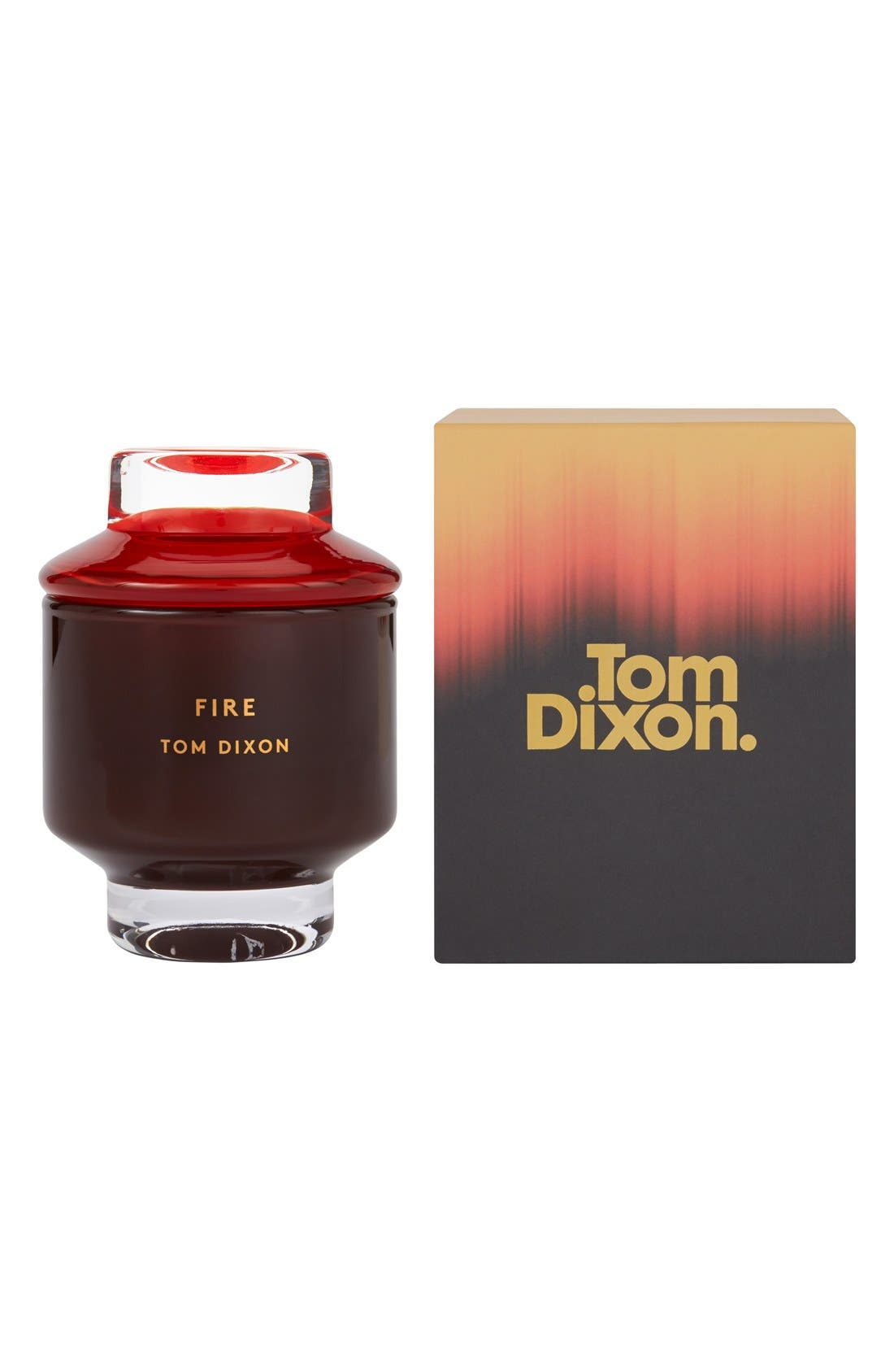 'Fire' Candle,                             Alternate thumbnail 4, color,                             000