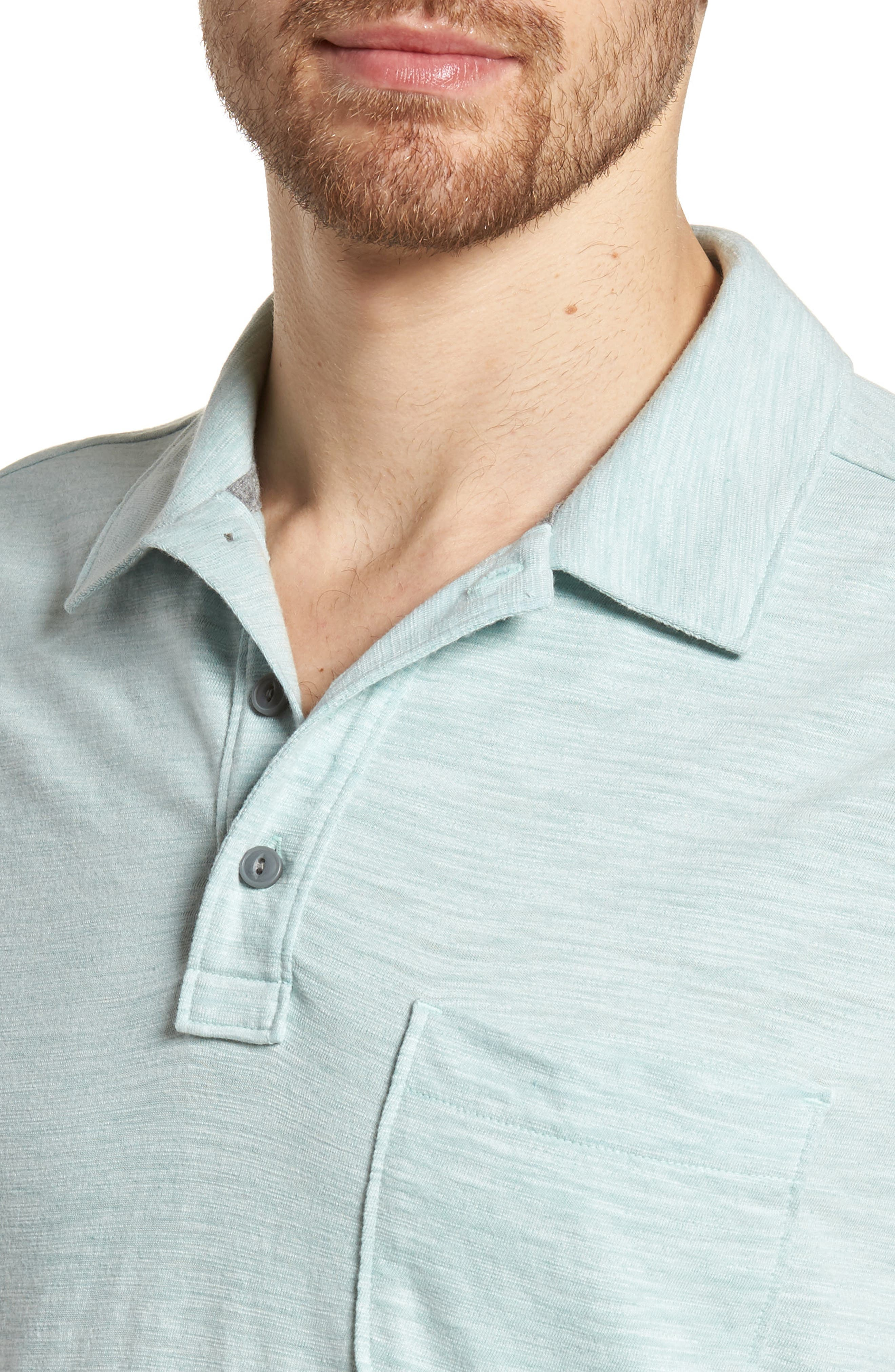 Space Dyed Pocket Polo,                             Alternate thumbnail 26, color,