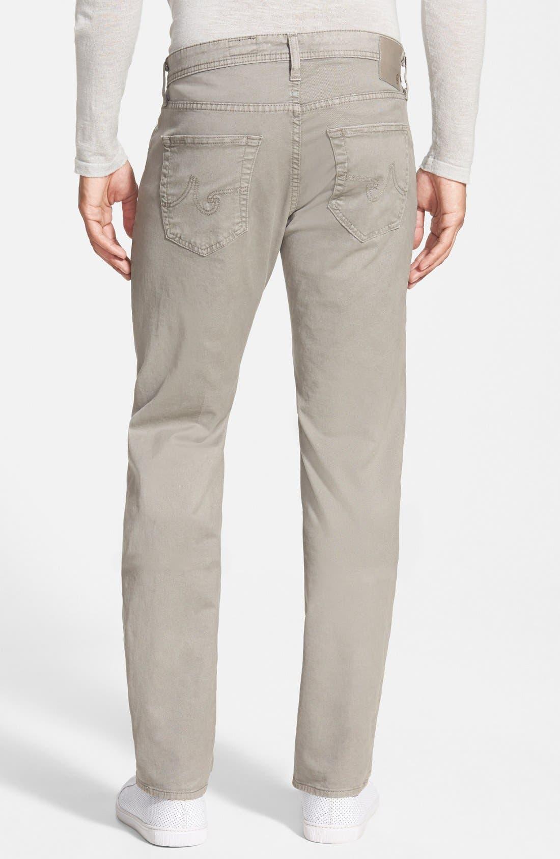 'Matchbox BES' Slim Fit Pants,                             Alternate thumbnail 146, color,