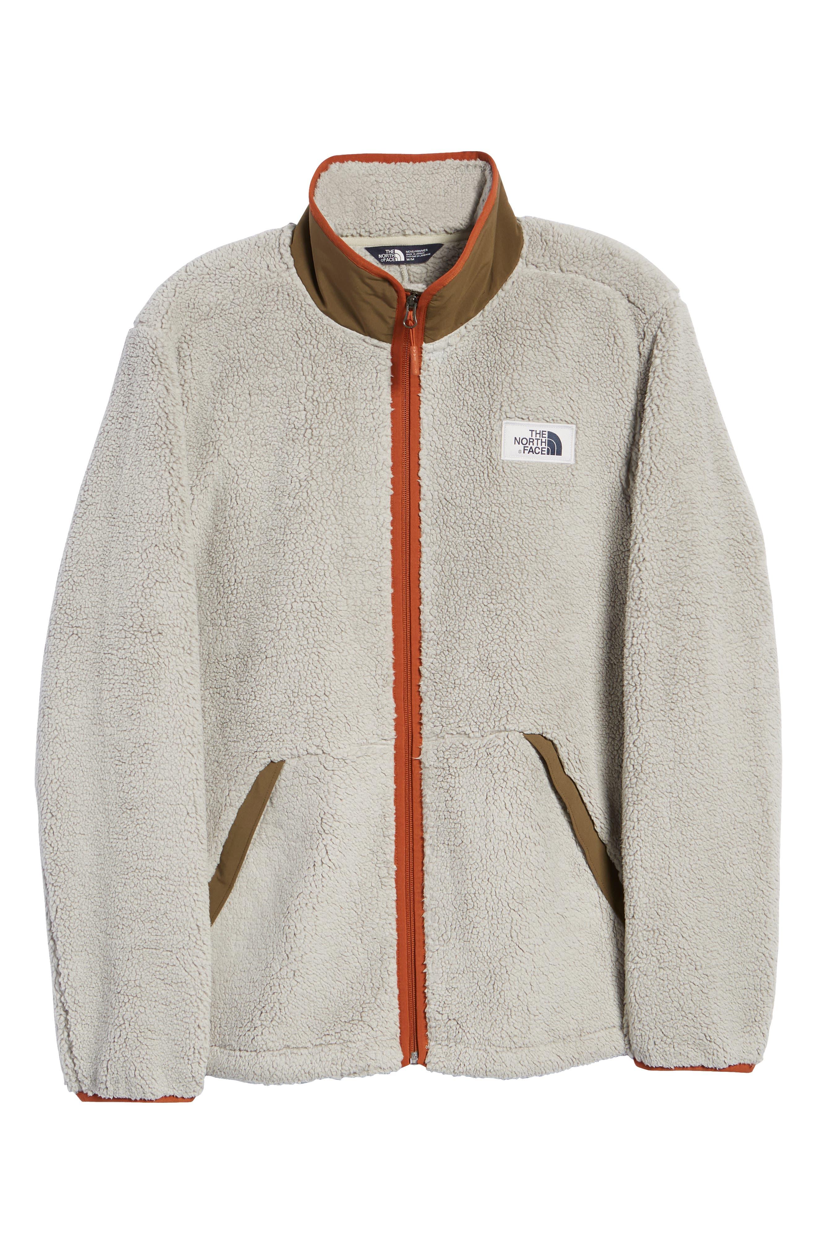 Campshire Zip Fleece Jacket,                             Alternate thumbnail 58, color,