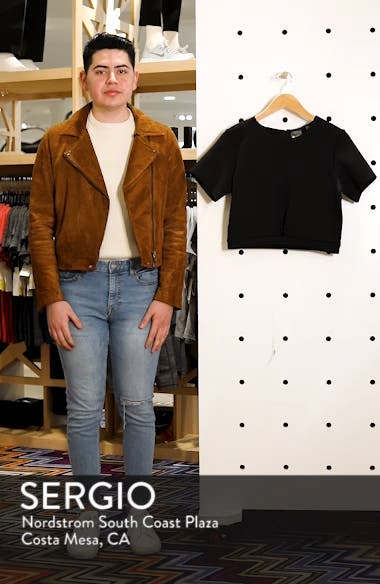 Any Day Crop Top, sales video thumbnail