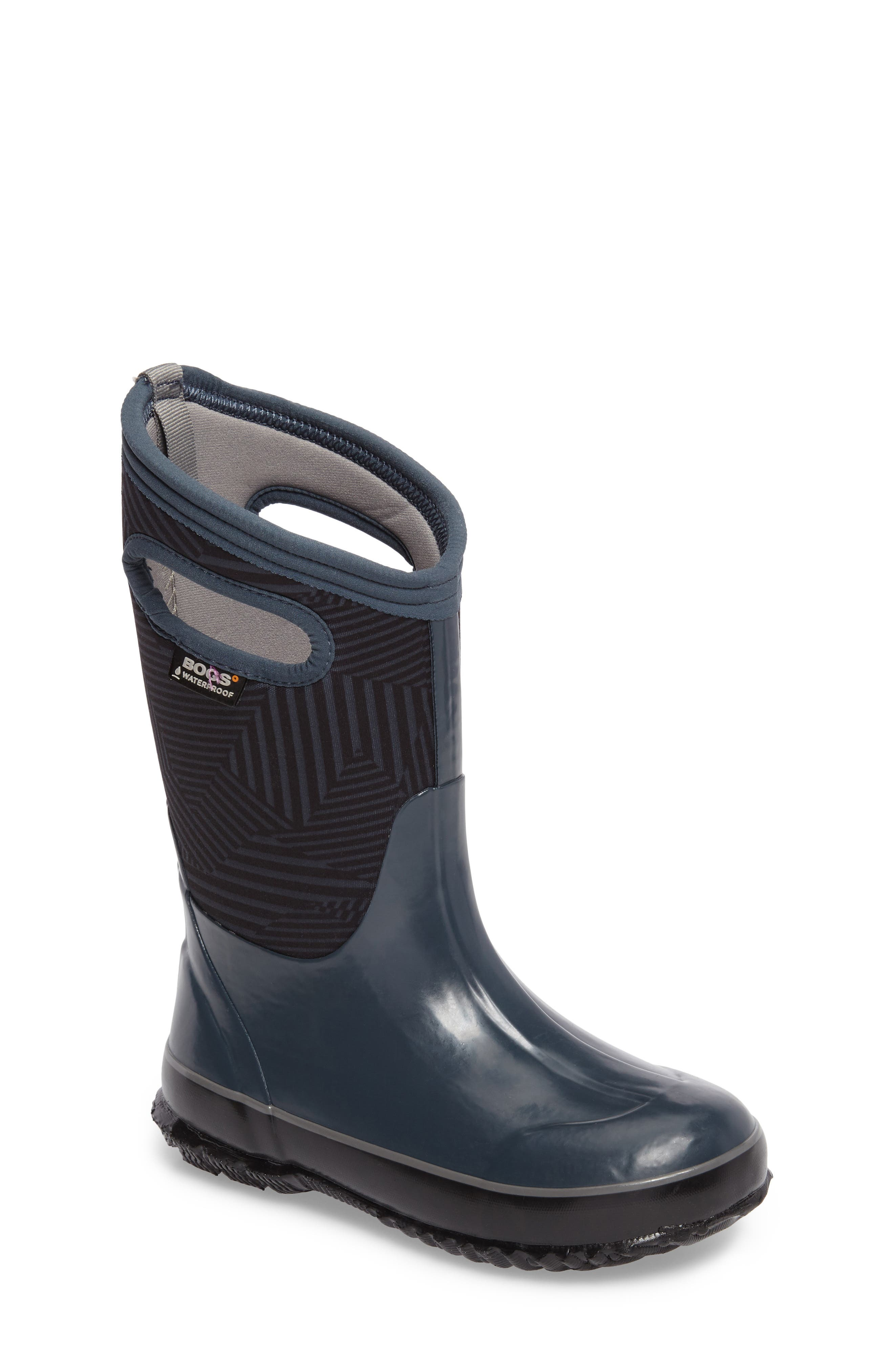 Classic Phaser Insulated Waterproof Boot,                             Main thumbnail 3, color,