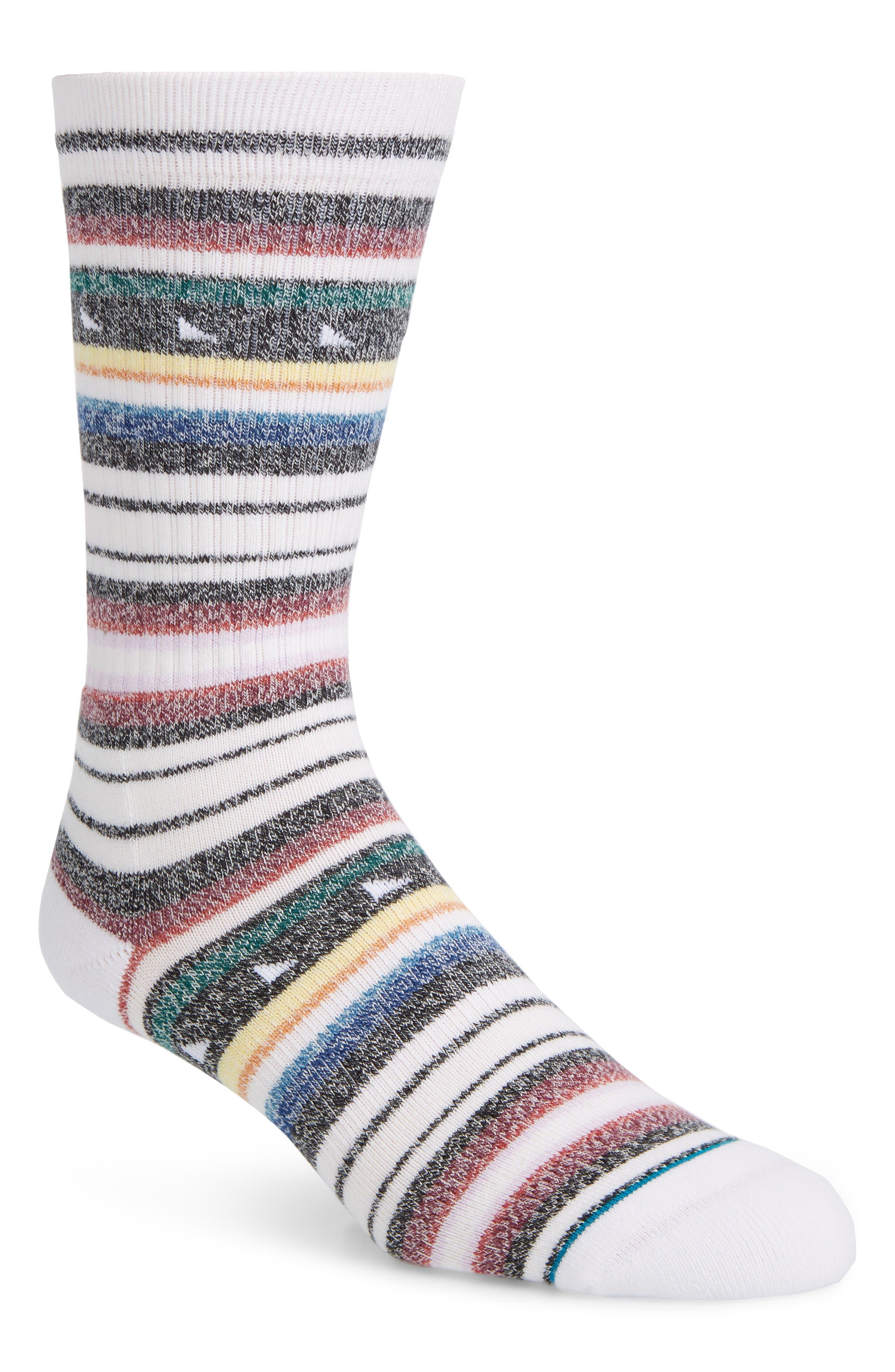 Yvelines Stripe Socks,                             Main thumbnail 1, color,                             960