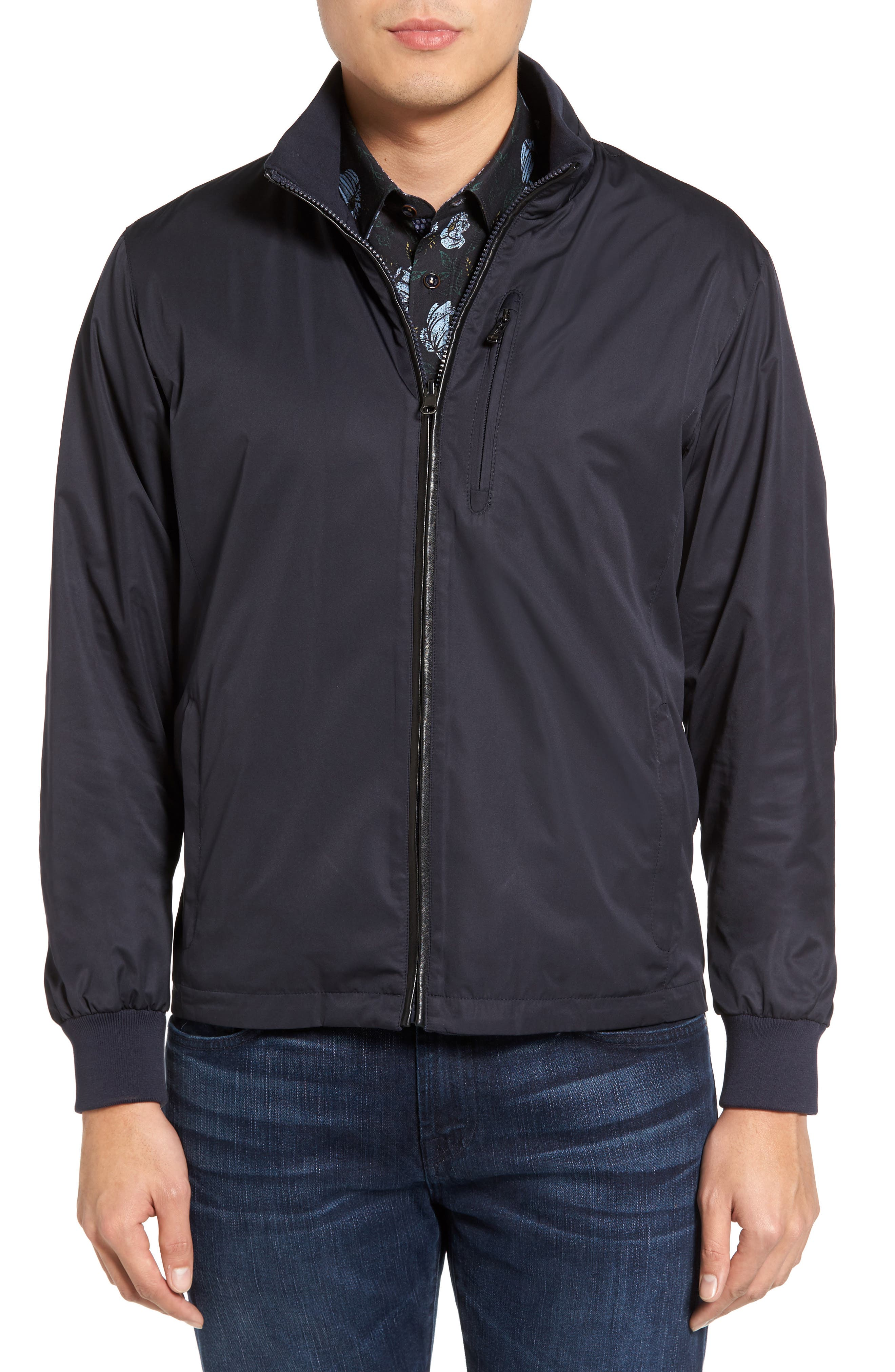 Reversible Jacket,                         Main,                         color, 411