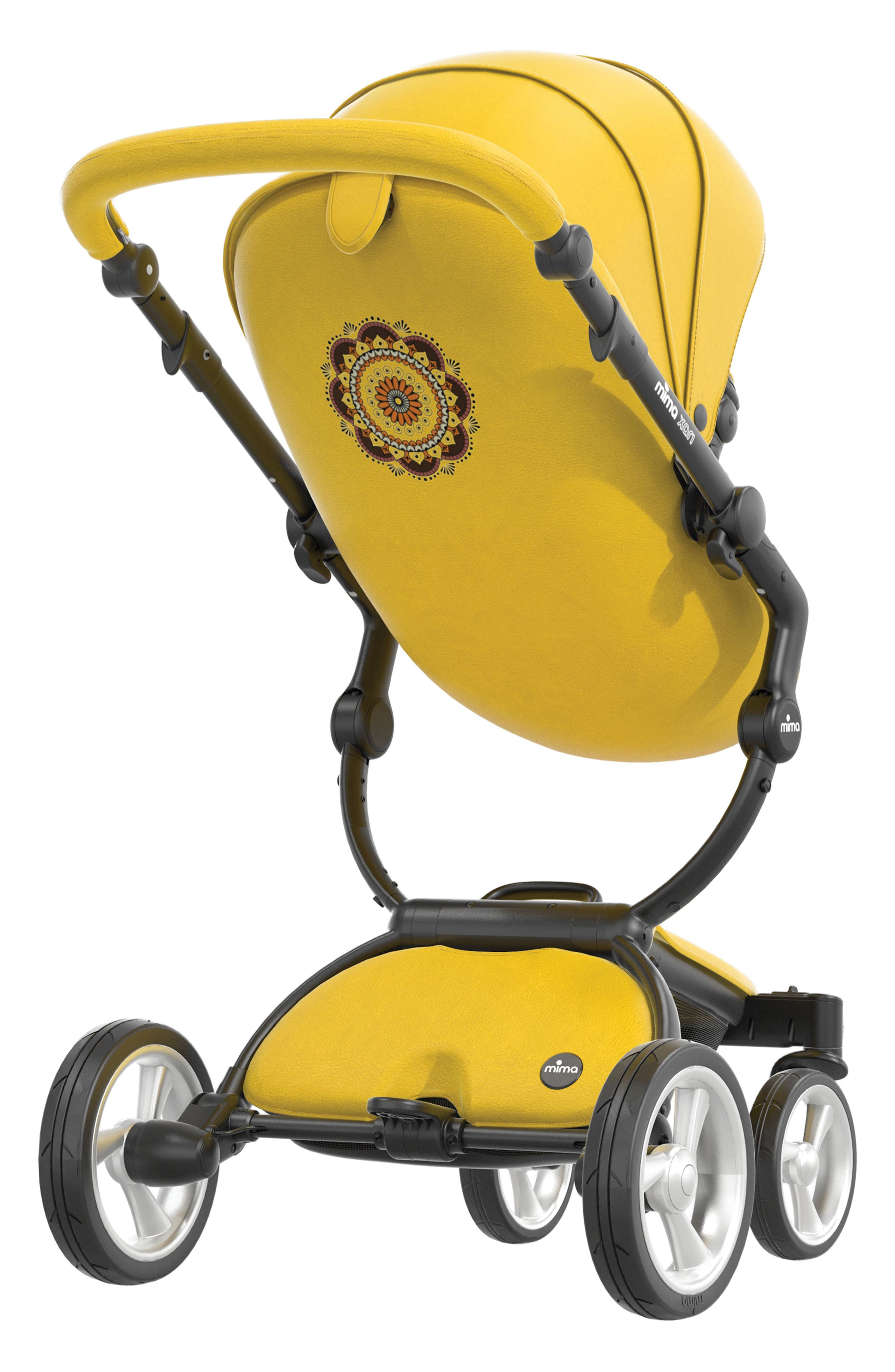Xari Special Edition Chassis Stroller with Seat, Carrycot & Accessories,                             Alternate thumbnail 2, color,                             SPECIAL EDITION YELLOW