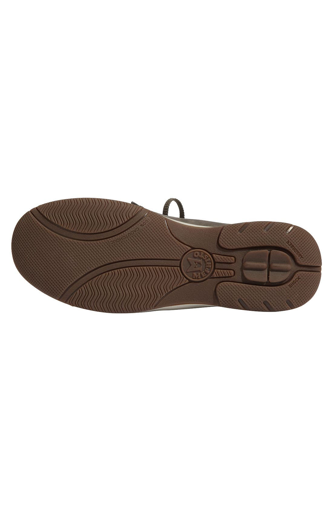 'Hike' Perforated Walking Shoe,                             Alternate thumbnail 4, color,                             020