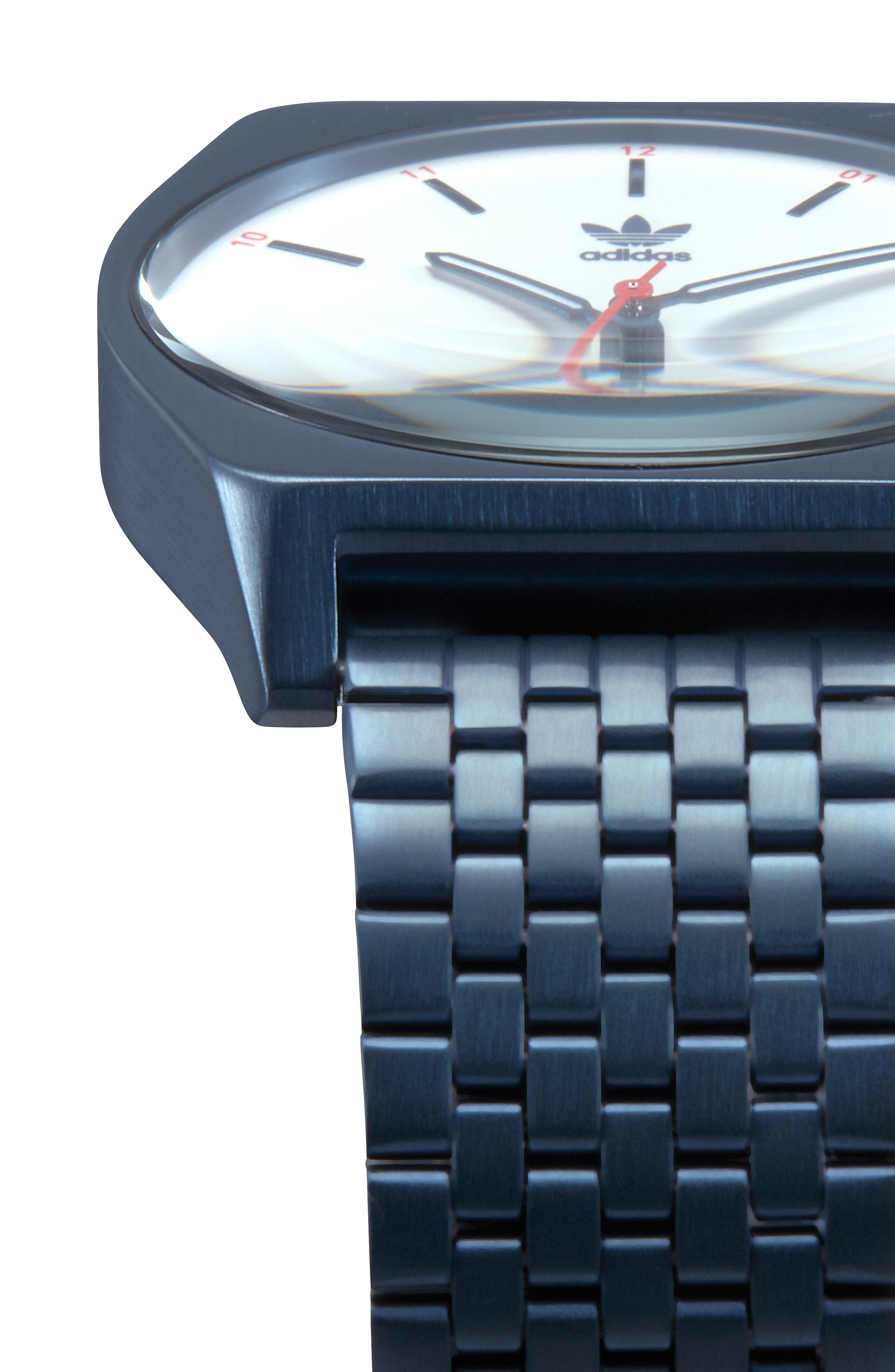 Process Bracelet Watch, 38mm,                             Alternate thumbnail 5, color,                             NAVY