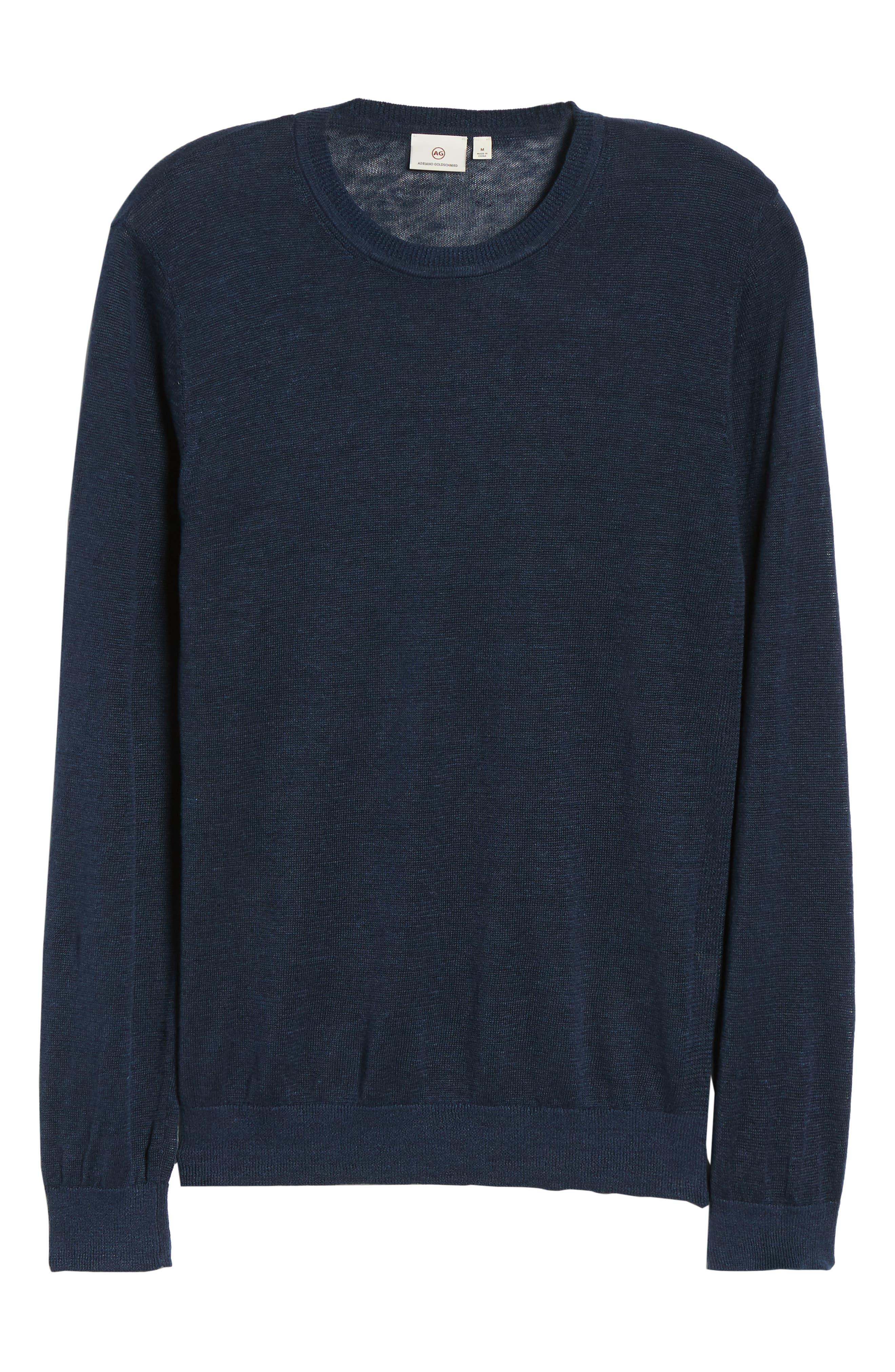 Heyward Long Sleeve T-Shirt,                             Alternate thumbnail 12, color,
