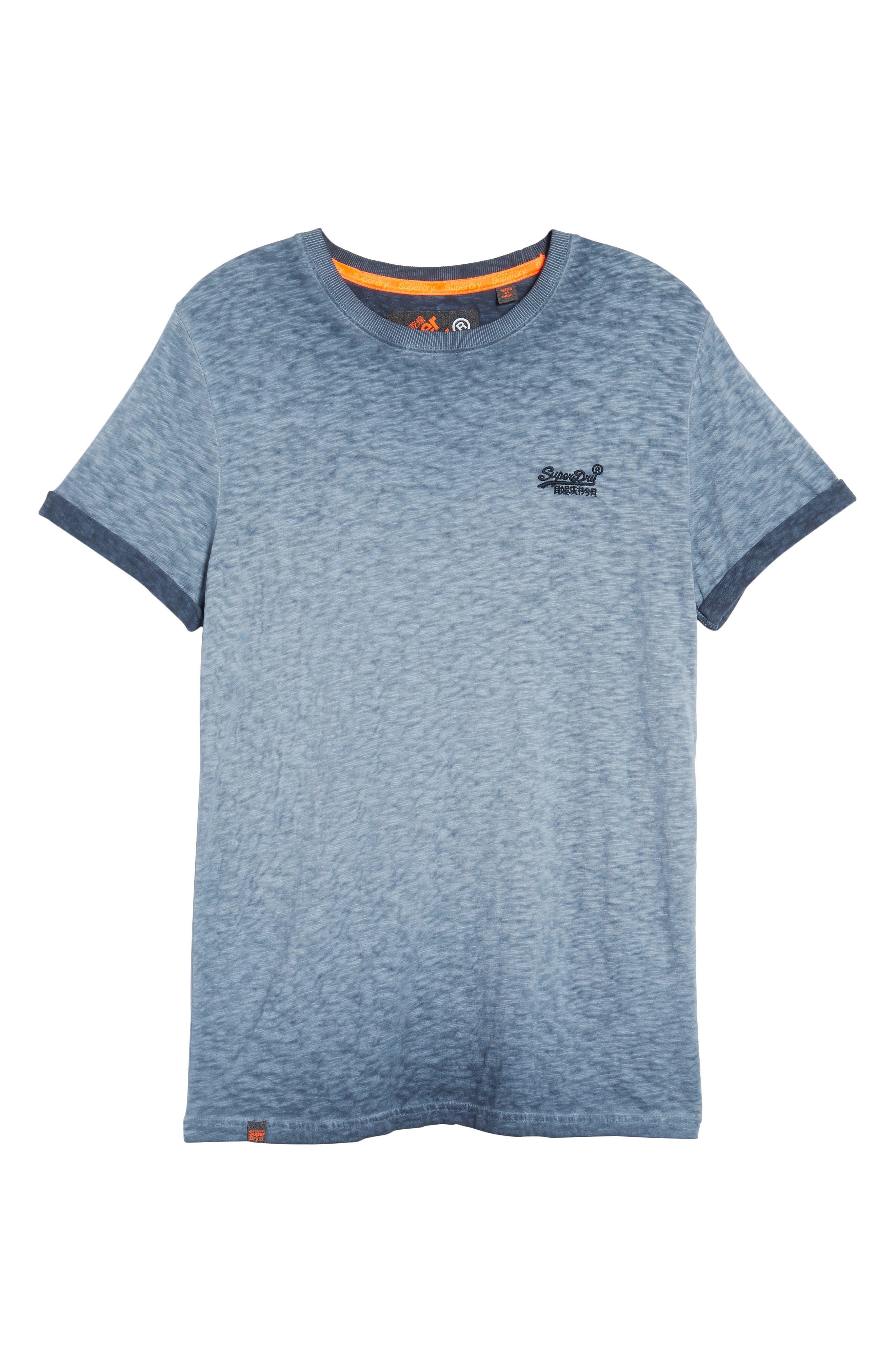 Orange Label Low Roller T-Shirt,                             Alternate thumbnail 27, color,