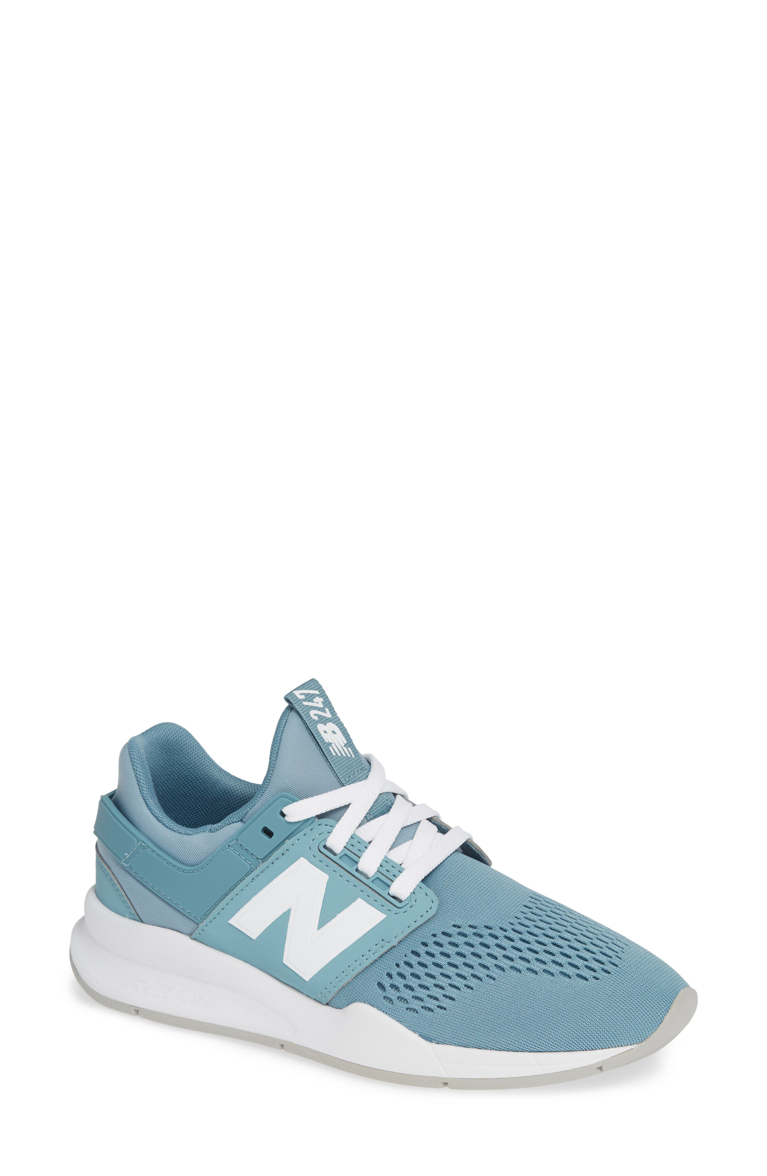 247 Sneaker,                         Main,                         color, SMOKE BLUE