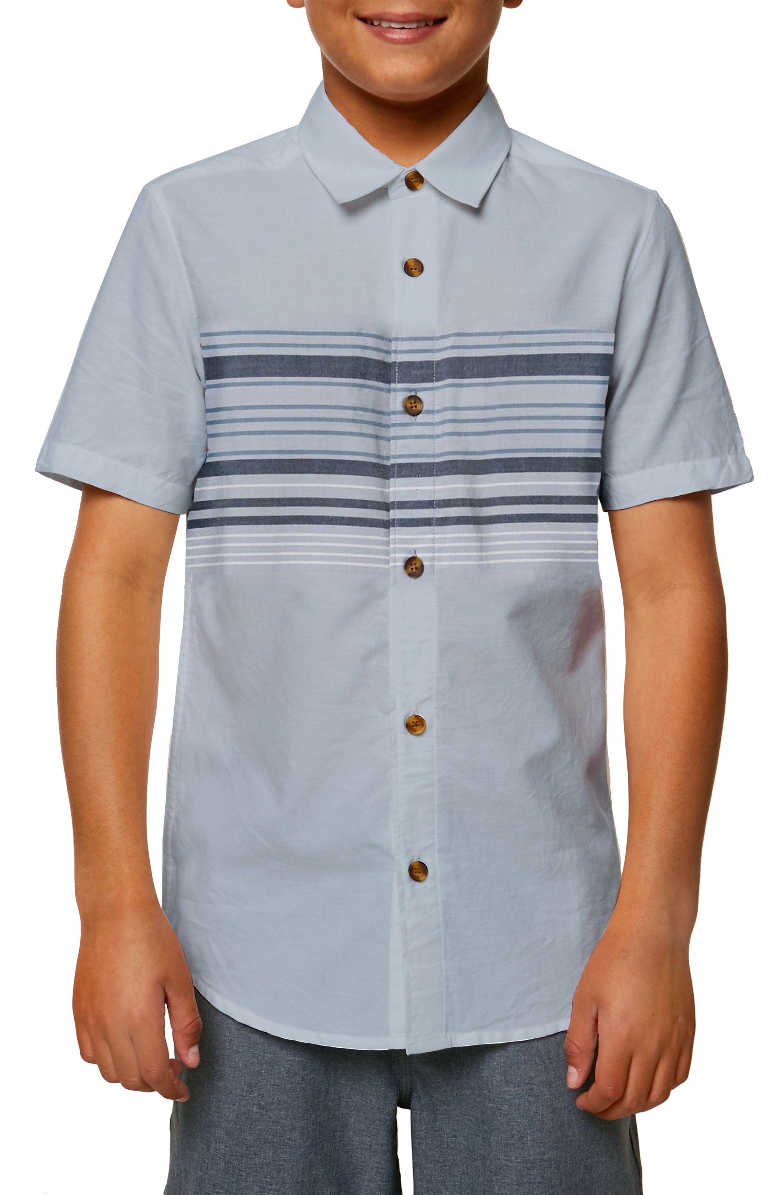 Serf Striped Woven Shirt,                             Main thumbnail 2, color,