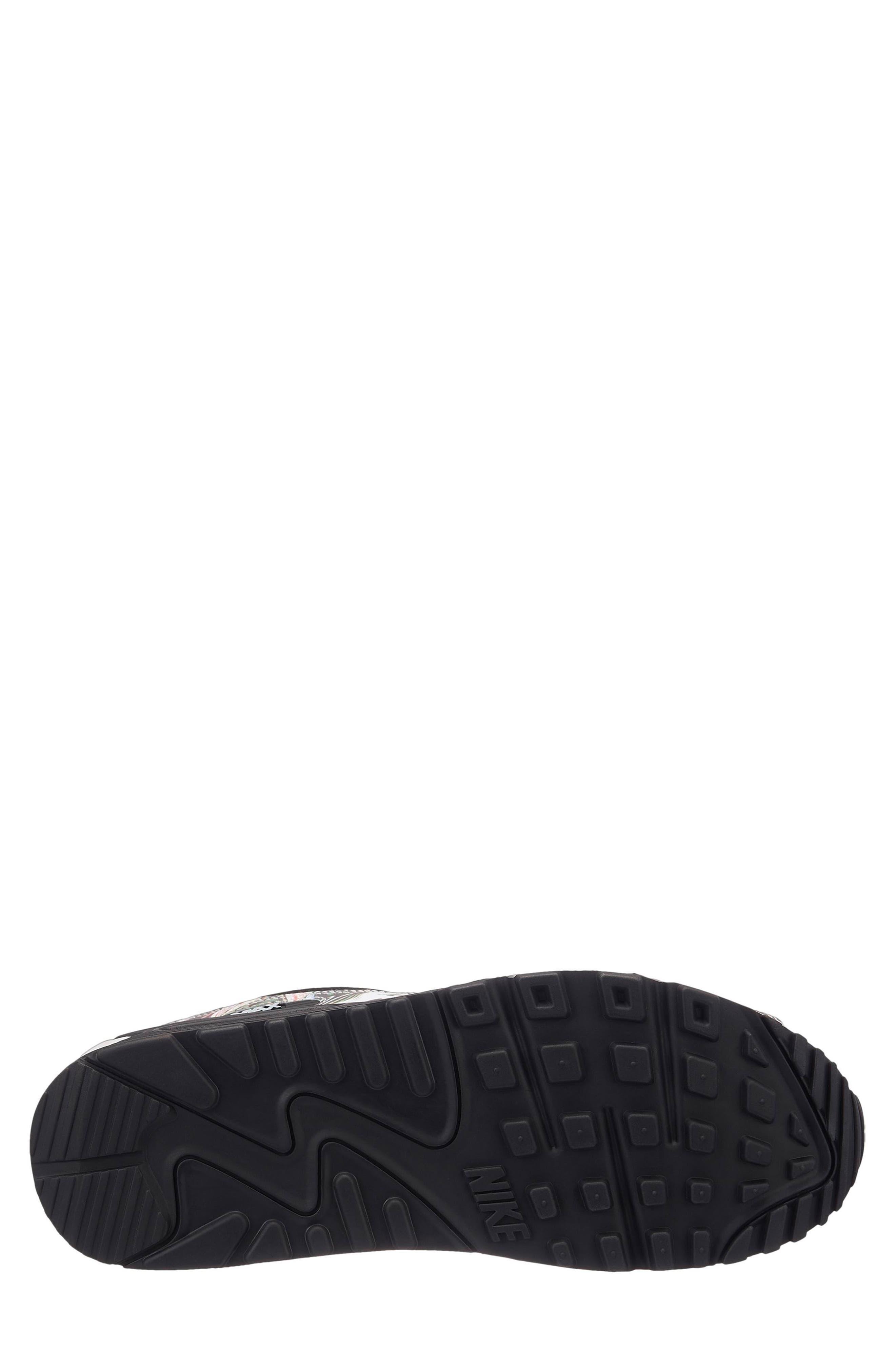 Air Max 90 Marble Sneaker,                             Alternate thumbnail 2, color,                             001
