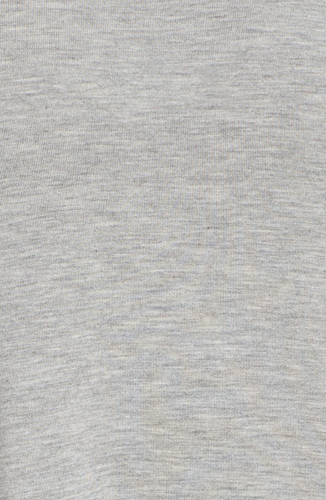 Greer Knit Shift Dress,                             Alternate thumbnail 5, color,                             050