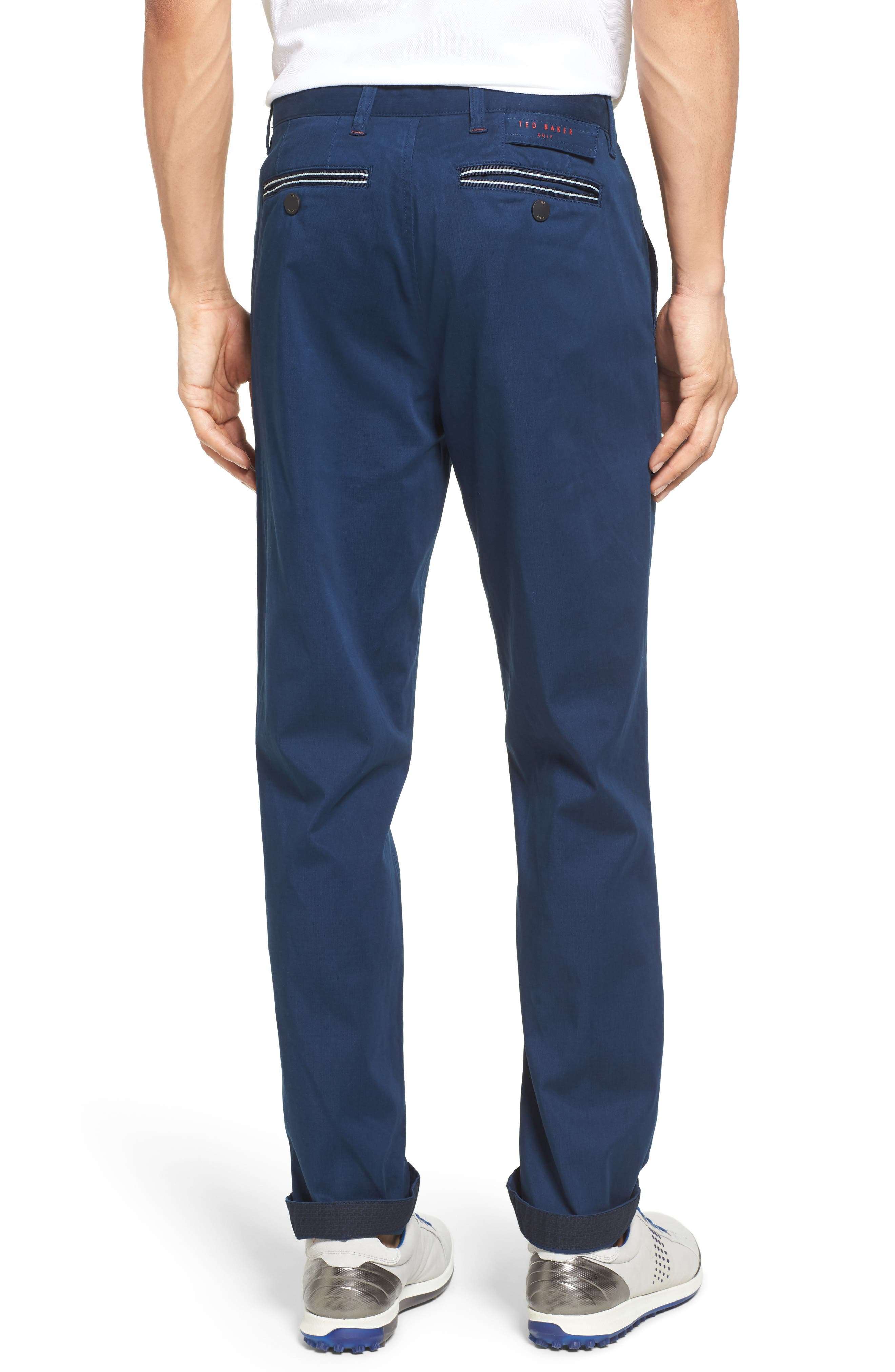 Water Resistant Golf Chinos,                             Alternate thumbnail 9, color,