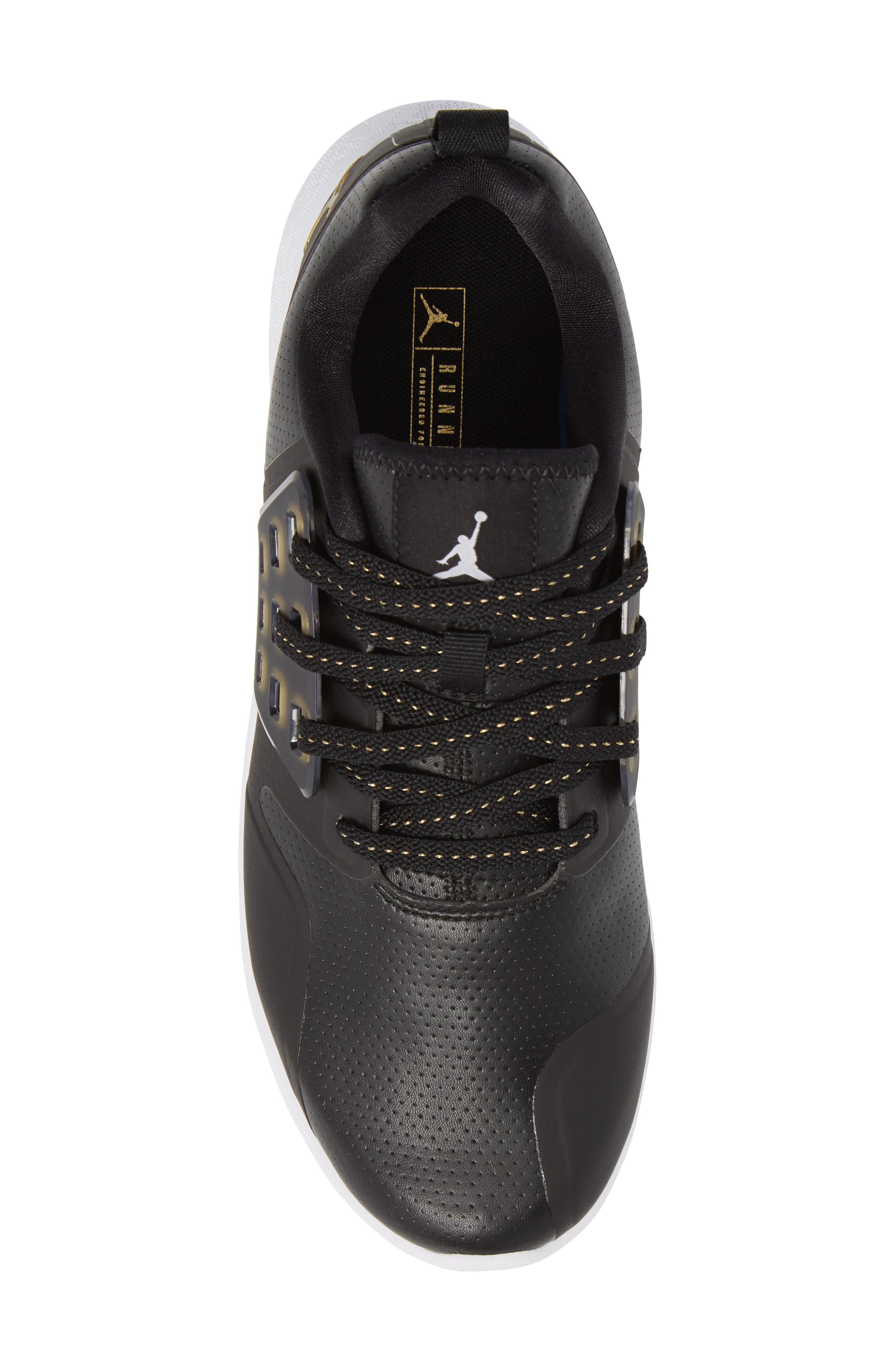 Jordan Grind Running Shoe,                             Alternate thumbnail 5, color,                             001