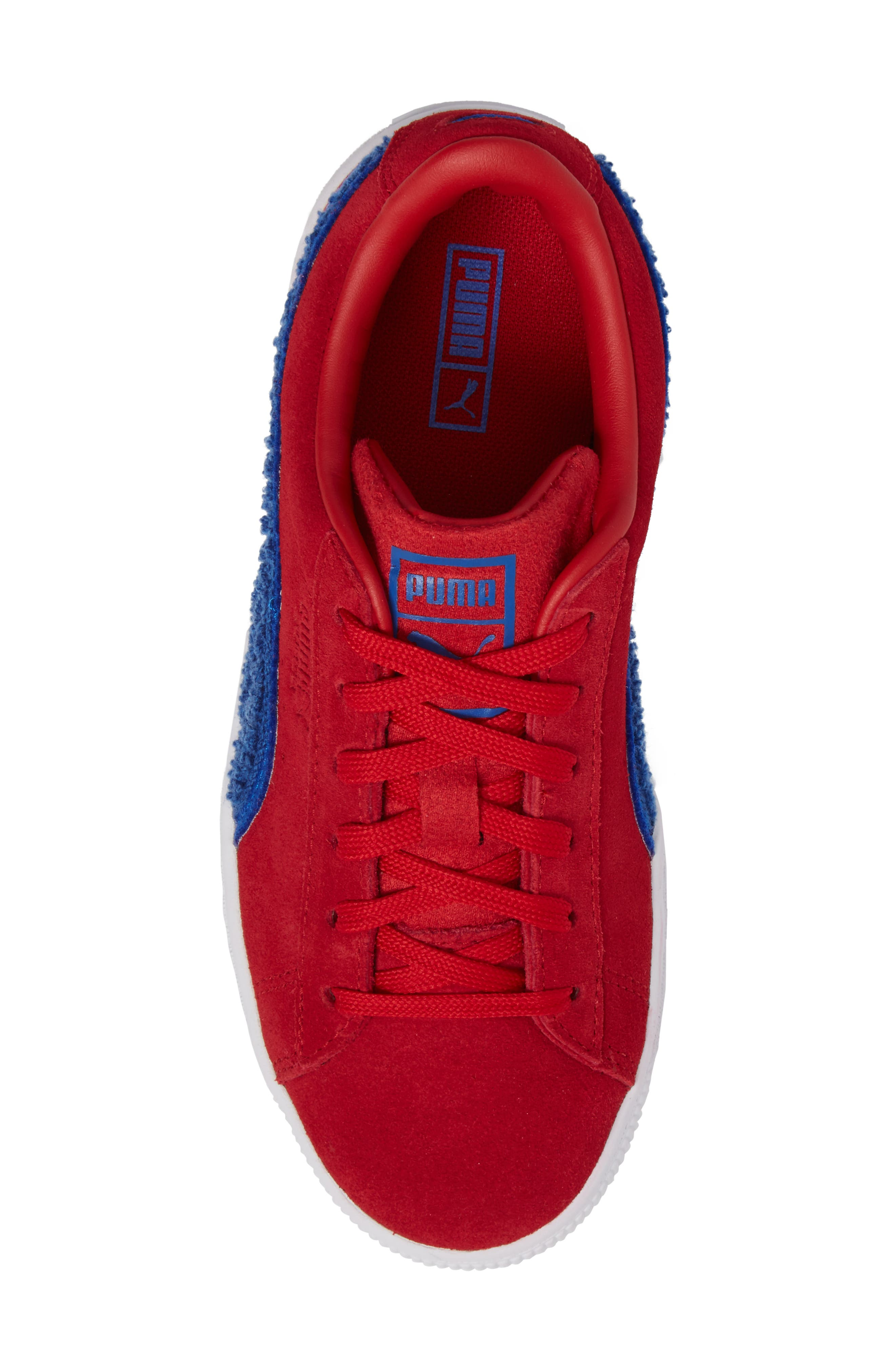 Classic Terry Sneaker,                             Alternate thumbnail 5, color,                             600