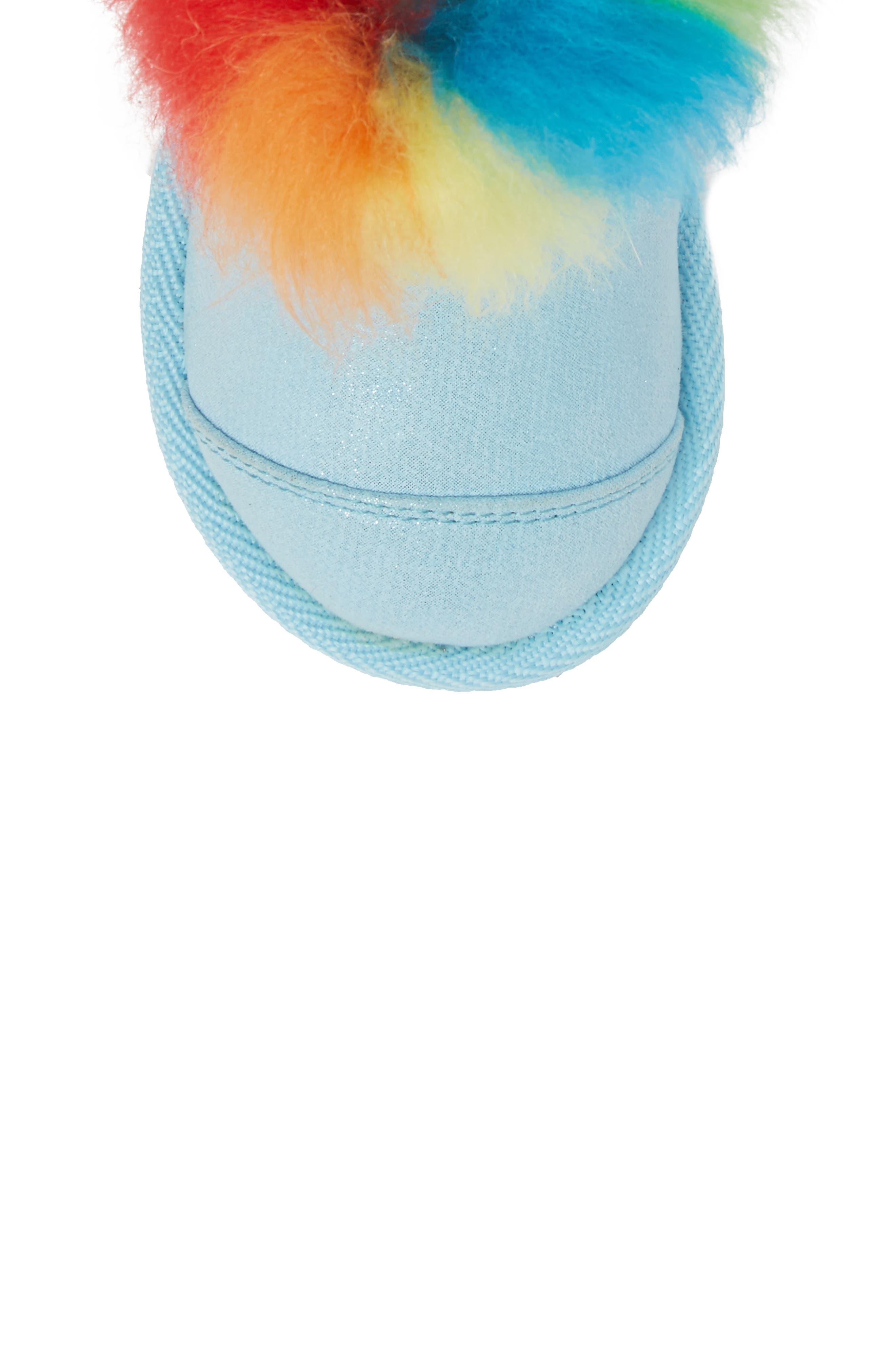 My Little Pony<sup>®</sup> Rainbow Dash Boot,                             Alternate thumbnail 5, color,                             400