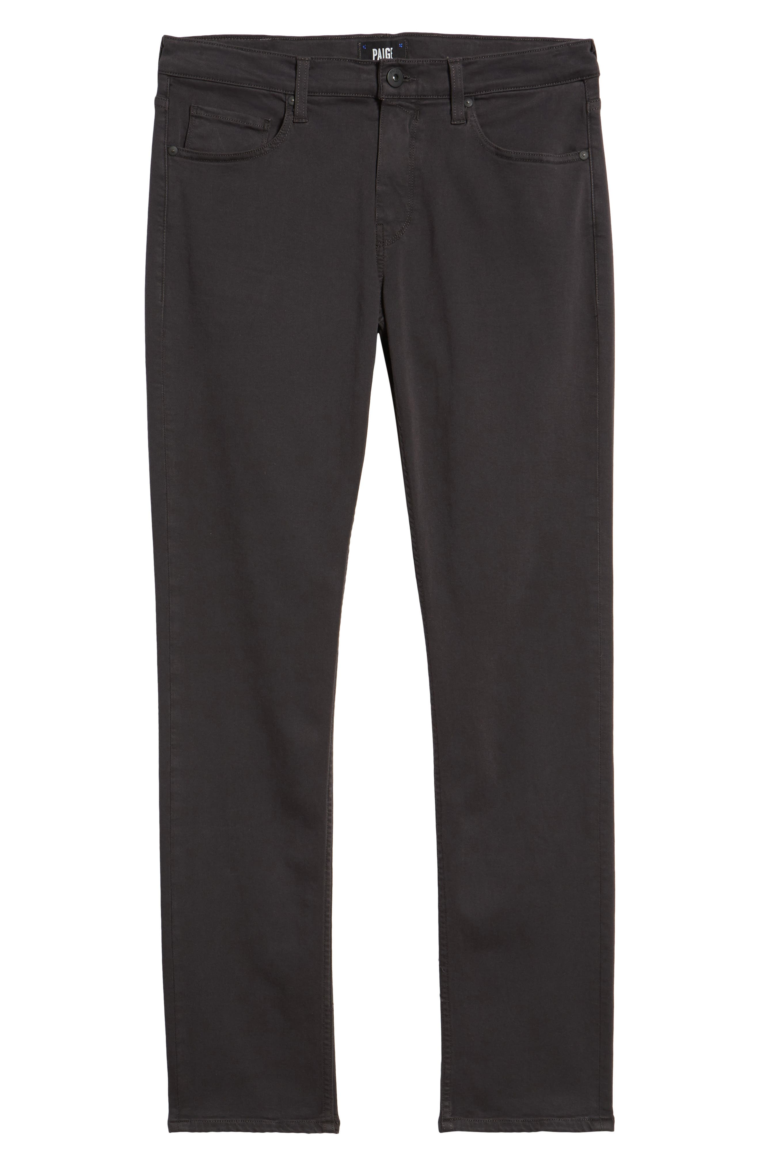 Transcend - Lennox Slim Fit Jeans,                             Alternate thumbnail 6, color,                             021