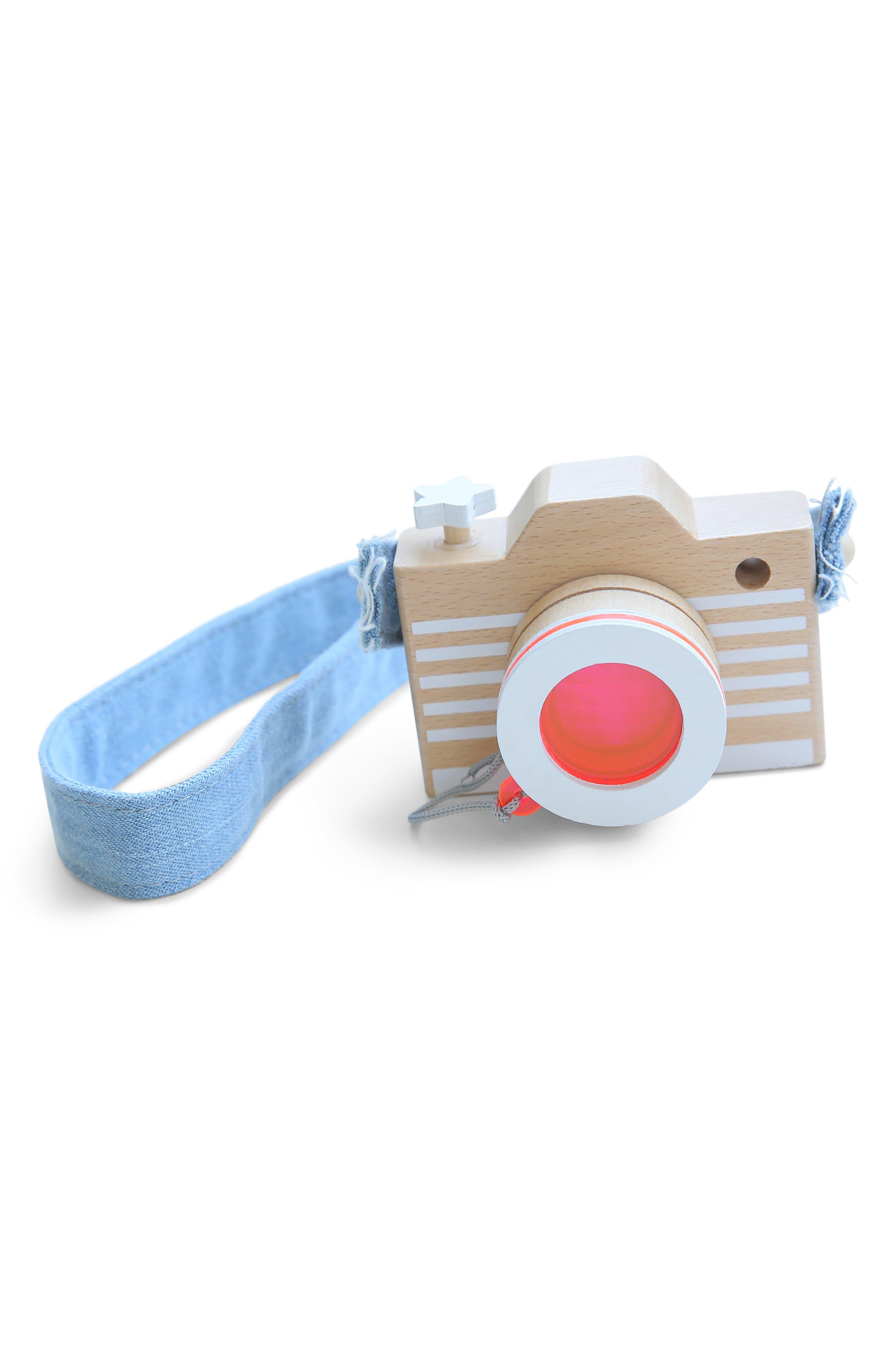 Toy Camera,                             Main thumbnail 1, color,                             PINK