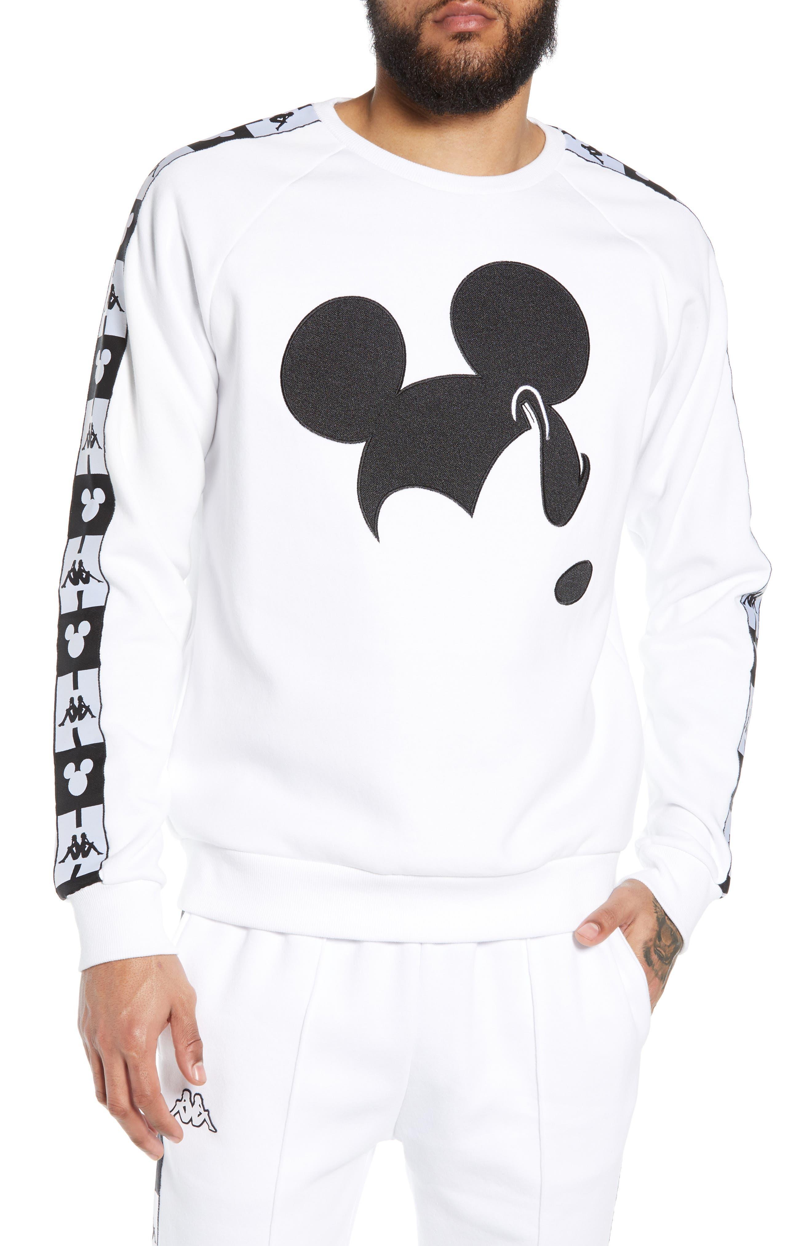 KAPPA x Disney<sup>®</sup> Authentic Audley Sweatshirt, Main, color, 100