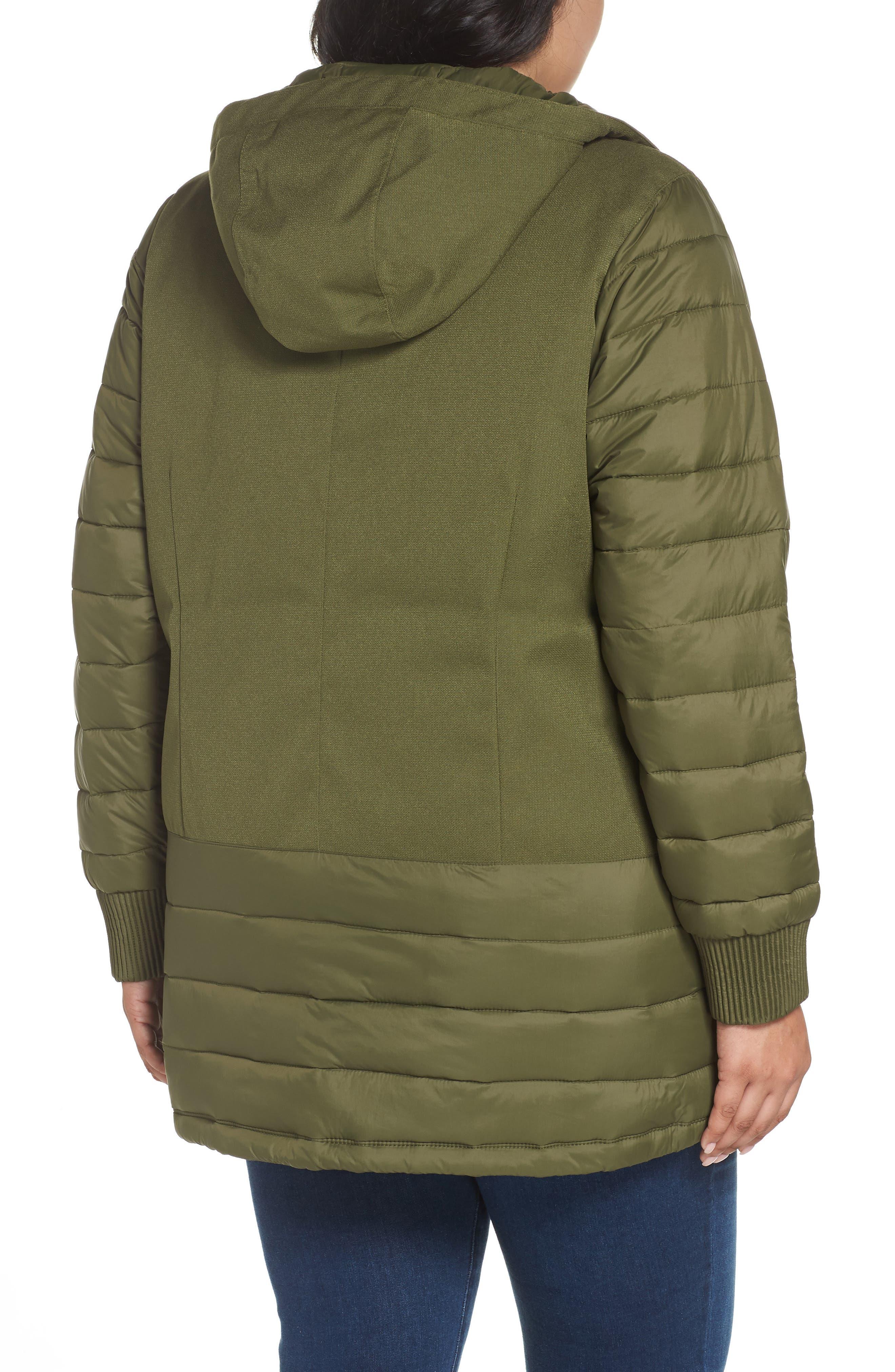 Boundary Bay Waterproof Hybrid Jacket,                             Alternate thumbnail 2, color,                             383