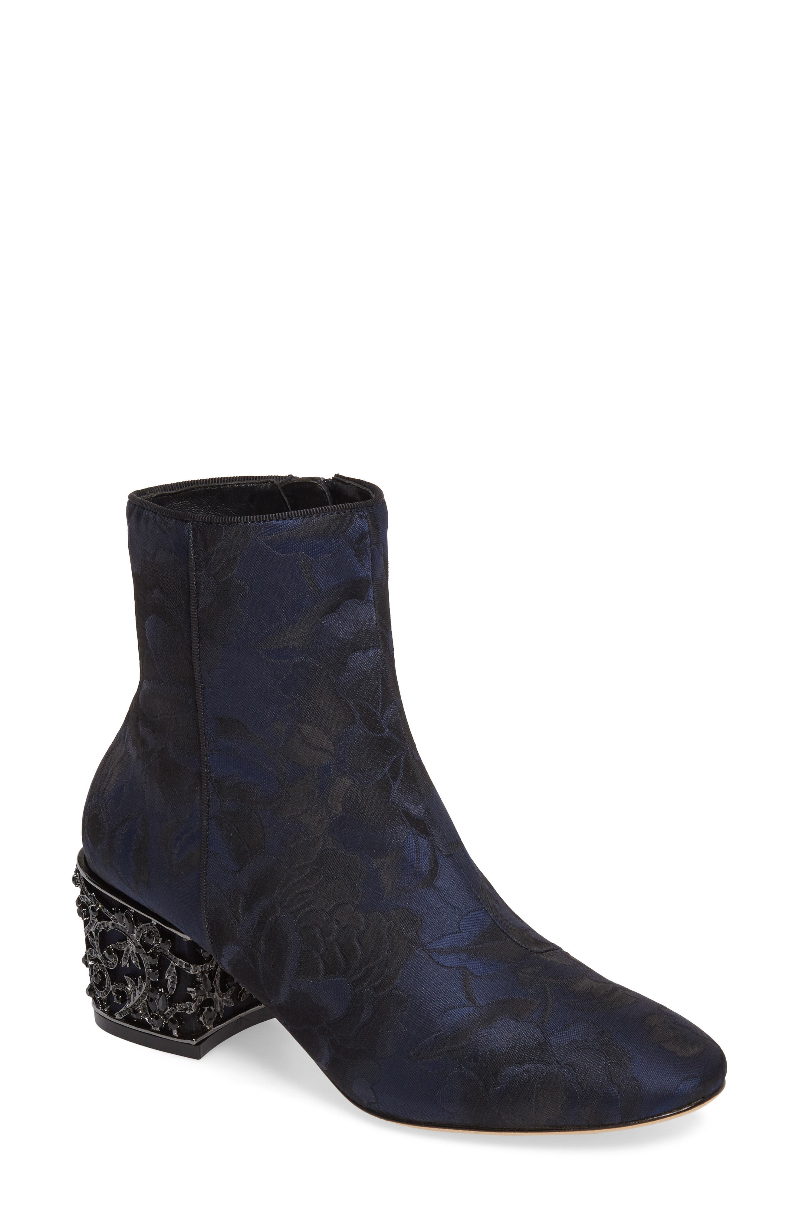 Badgley Mischka Martha Bootie,                         Main,                         color, 407