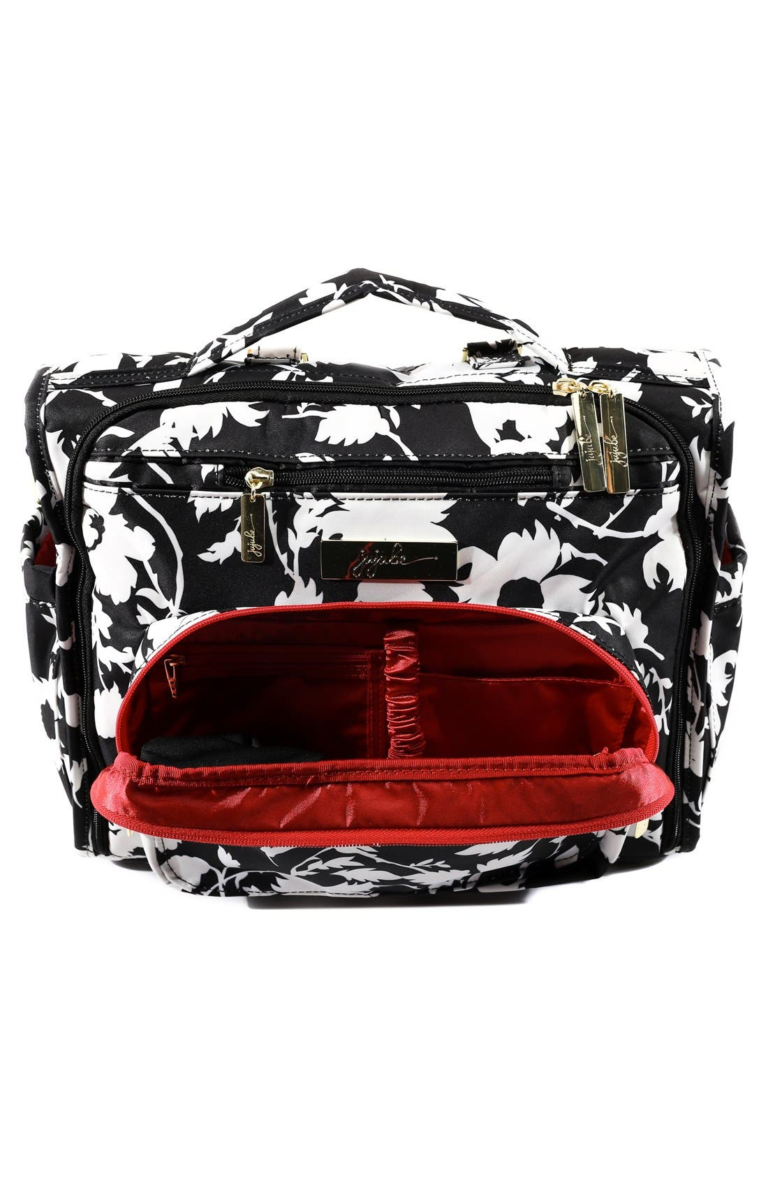 'Legacy BFF' Diaper Bag,                             Alternate thumbnail 4, color,                             THE IMPERIAL PRINCESS