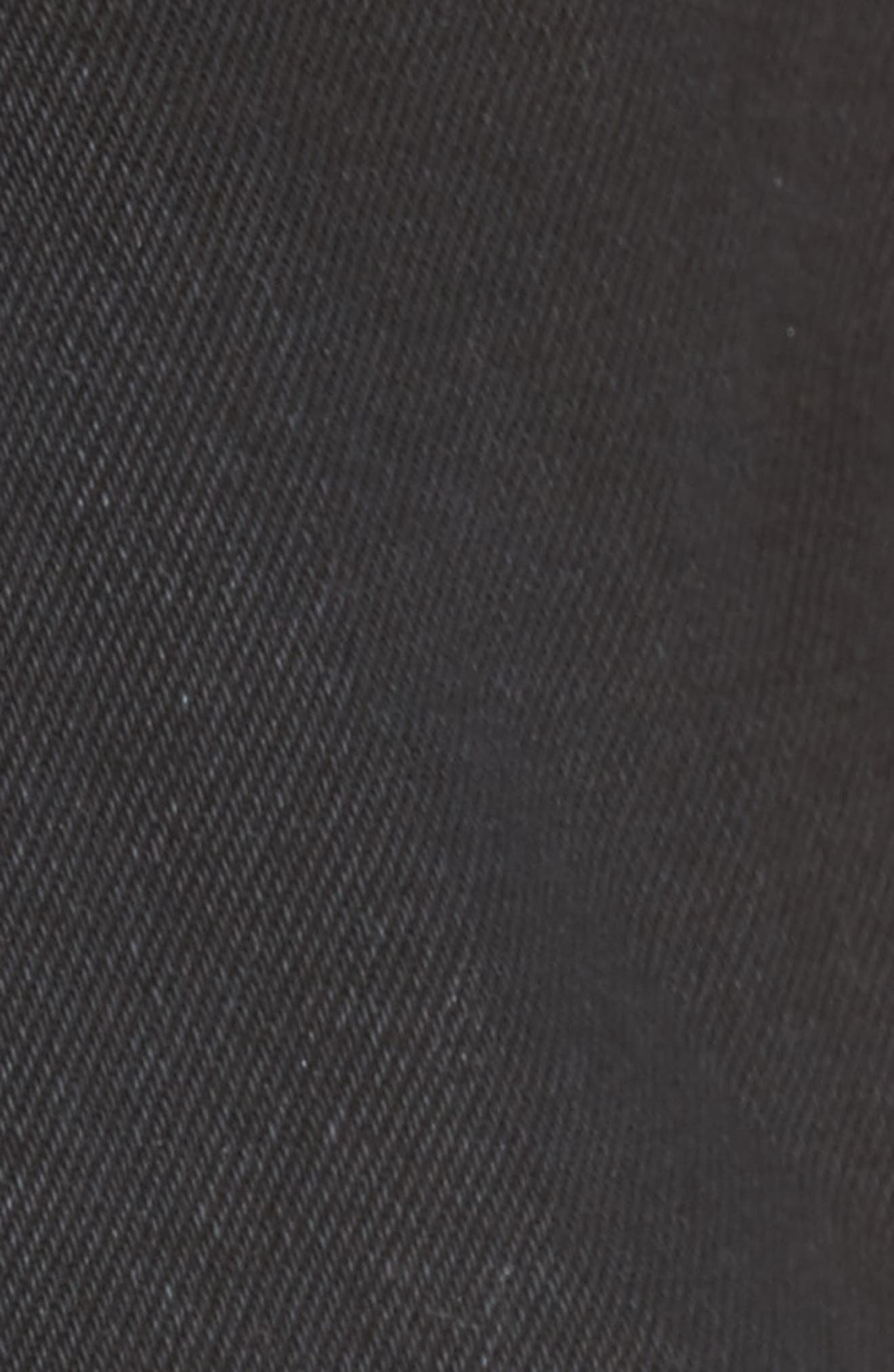 Brandos Relaxed Fit Cutoff Denim Shorts,                             Alternate thumbnail 5, color,