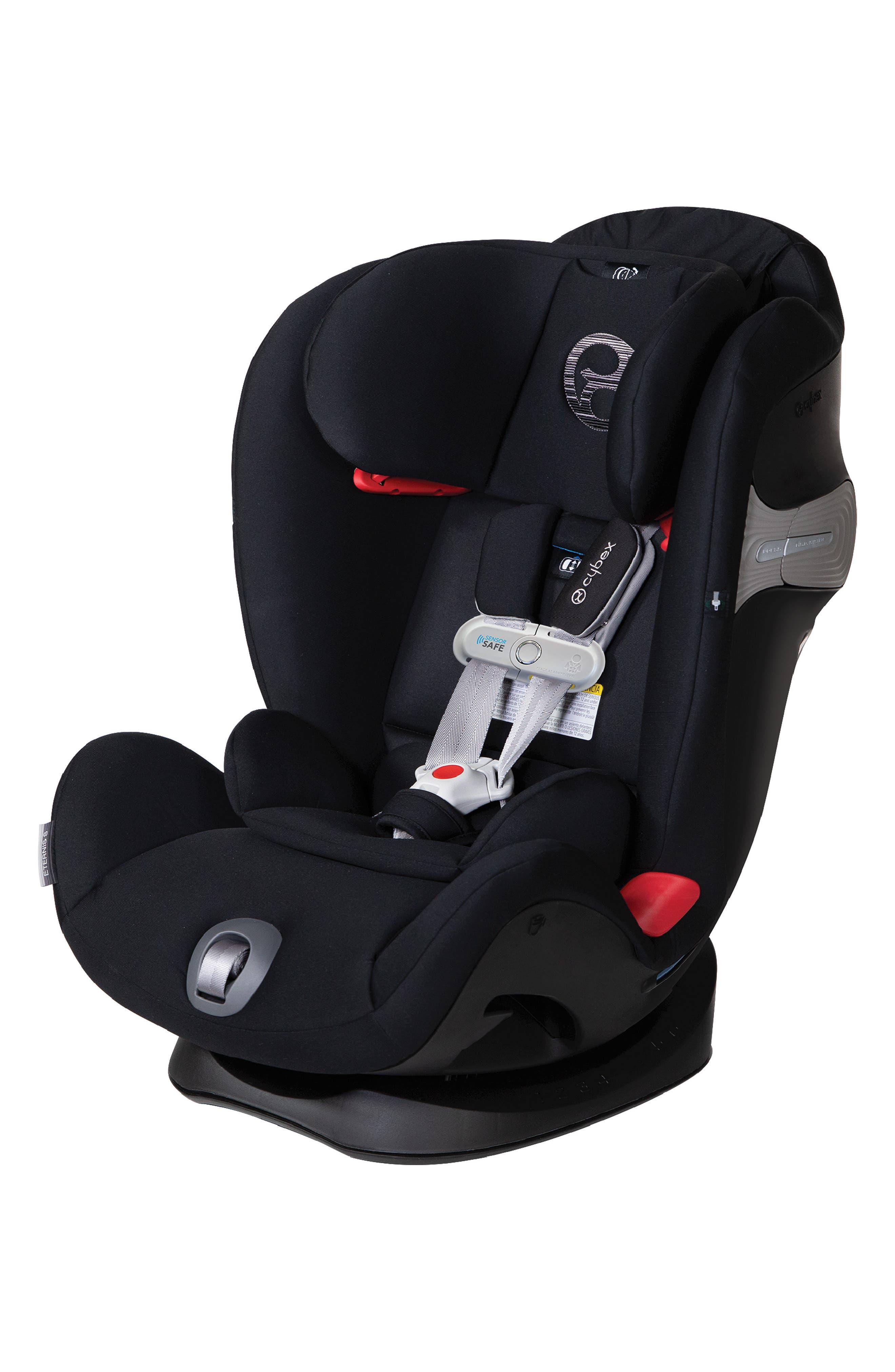 Infant Cybex Eternis S Sensorsafe(TM) AllInOne Car Seat Size One Size  Black