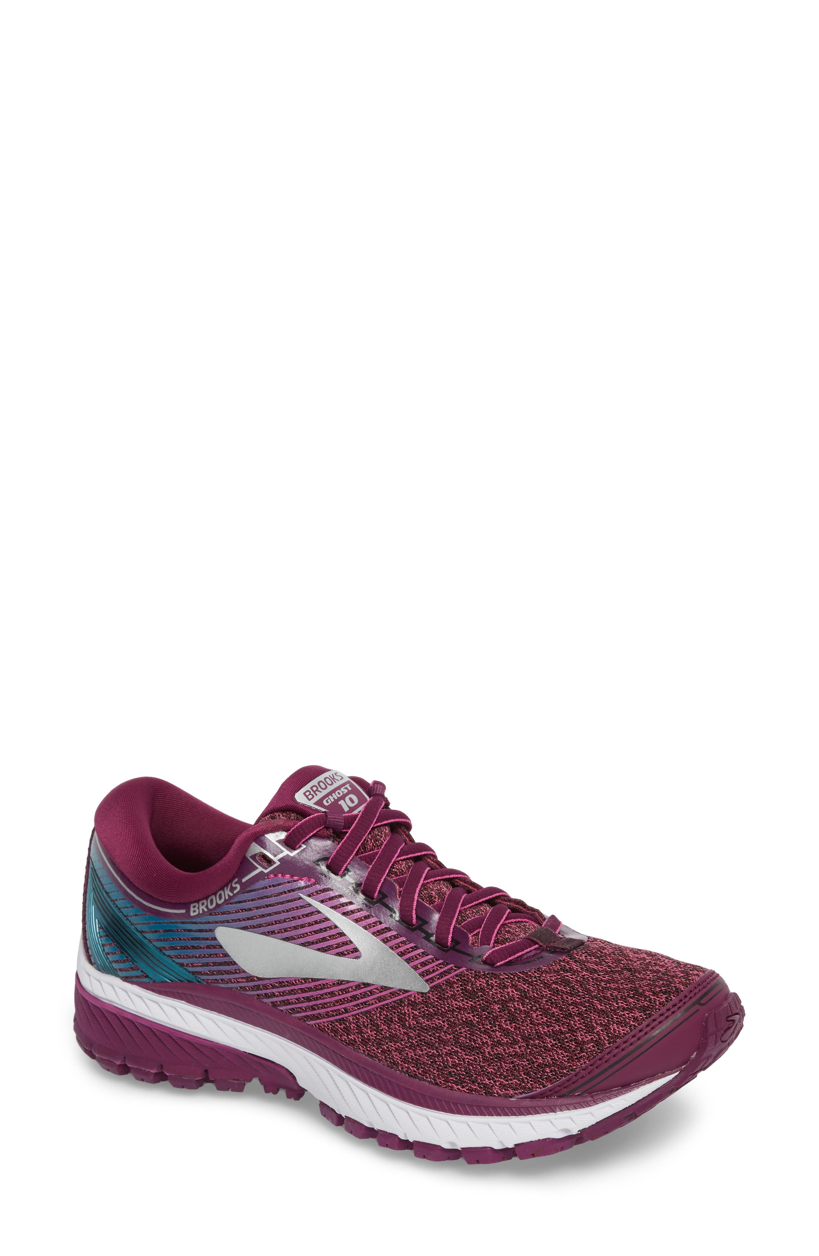 Ghost 10 Running Shoe,                             Main thumbnail 4, color,