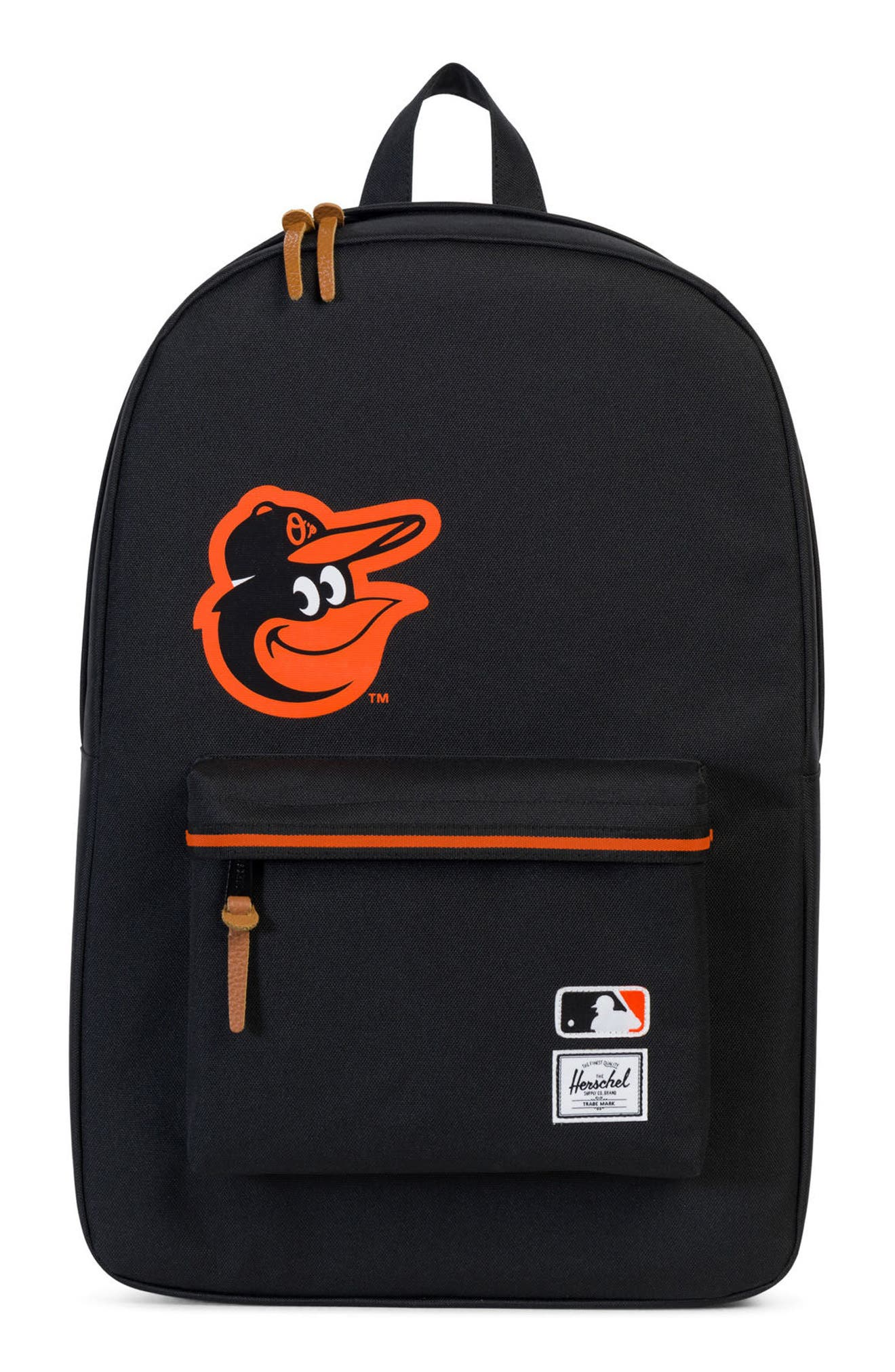 Heritage - MLB American League Backpack,                             Main thumbnail 1, color,                             001