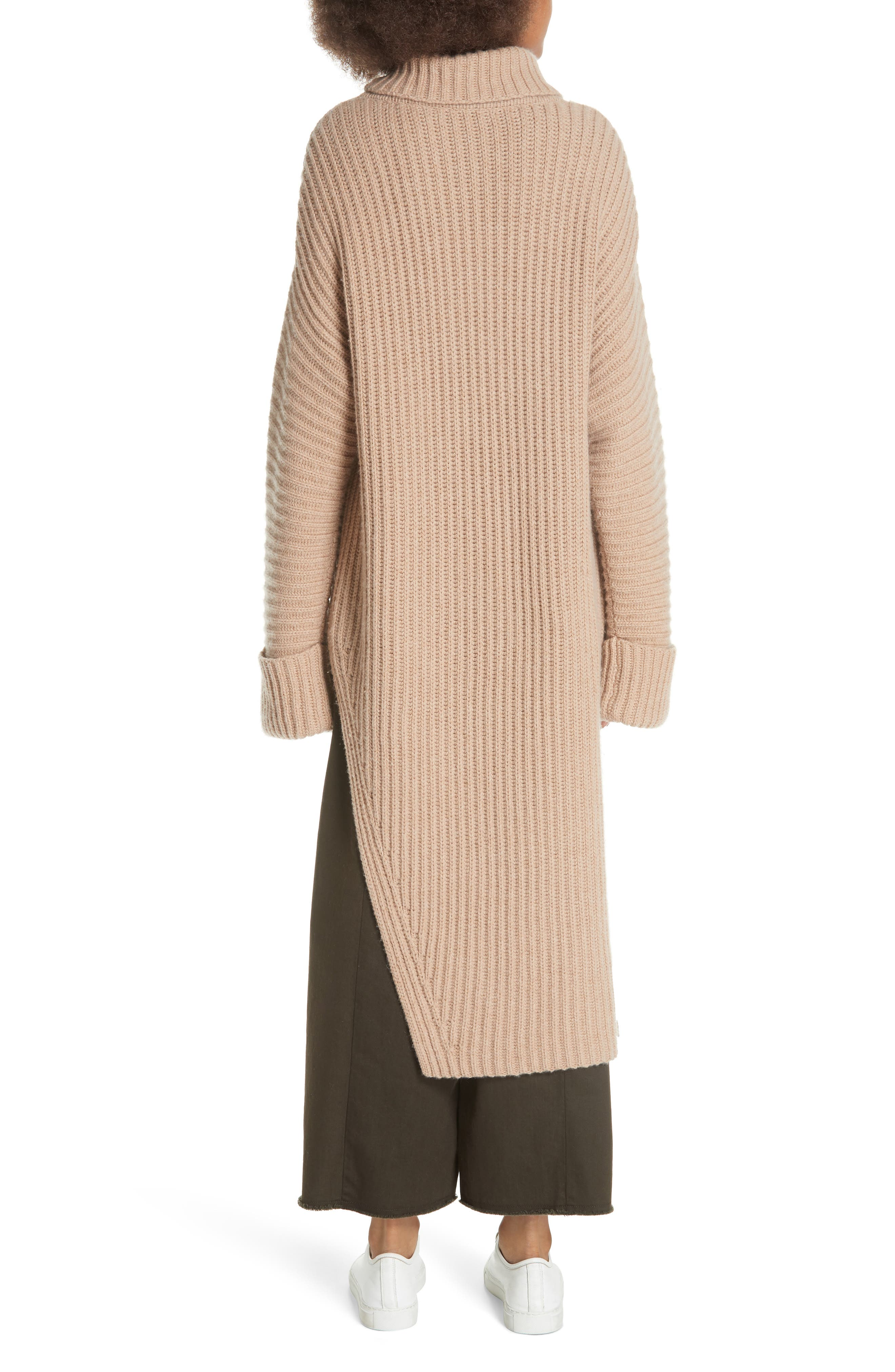 ELIZABETH AND JAMES,                             Mae Wool & Cashmere Sweater,                             Alternate thumbnail 2, color,                             250