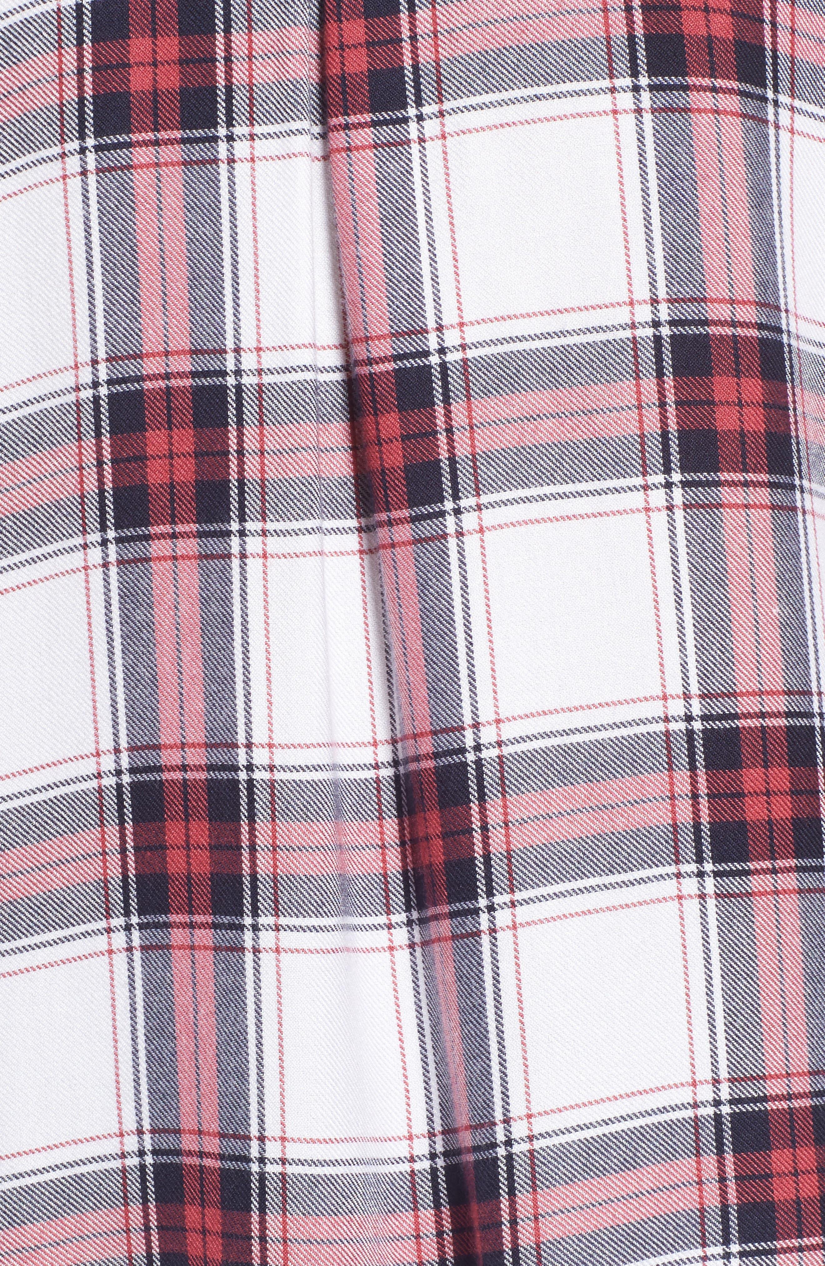 Hunter Plaid Shirt,                             Alternate thumbnail 577, color,