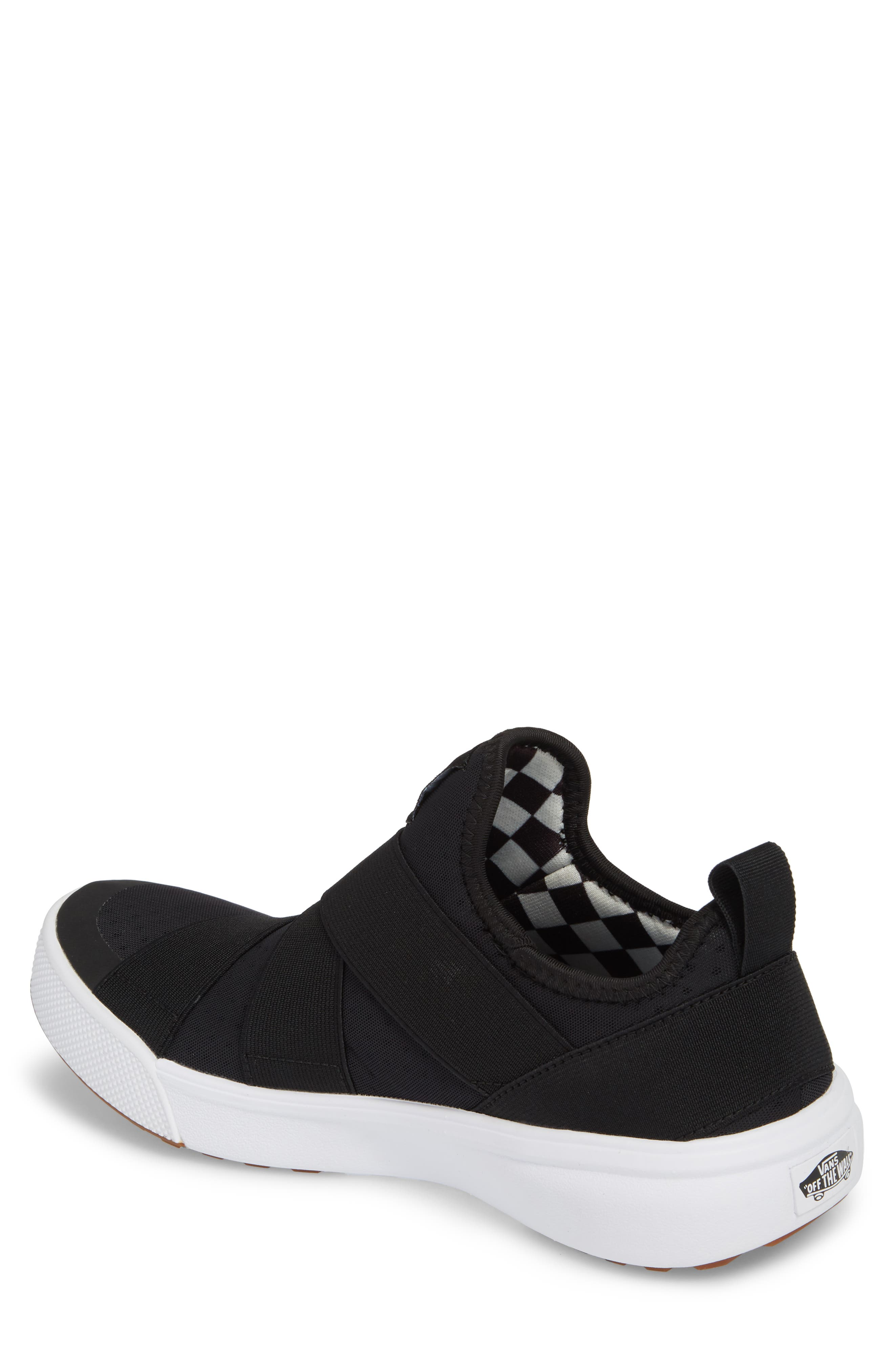 UltraRange Gore Slip-On Sneaker,                             Alternate thumbnail 2, color,                             001