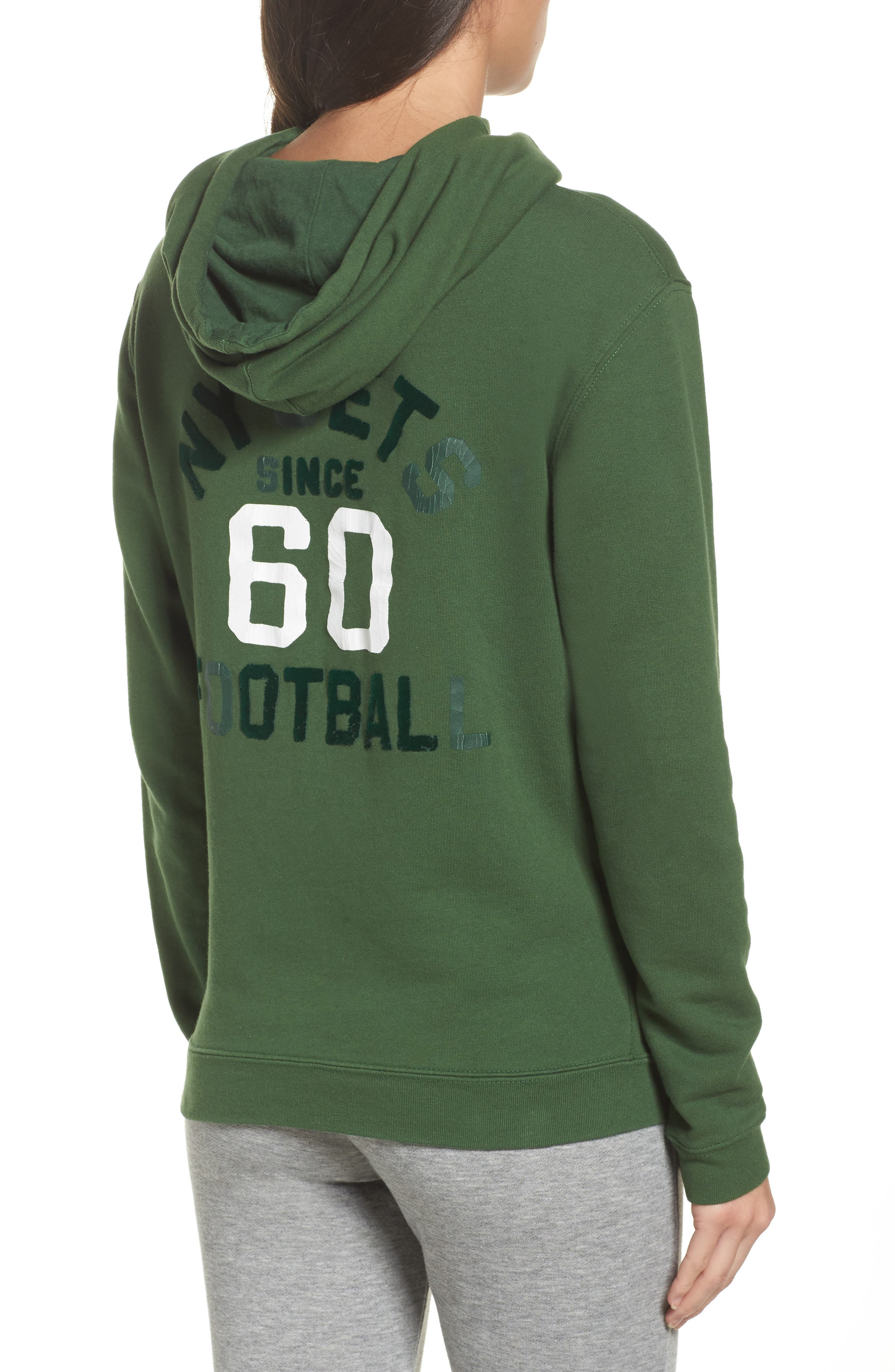 NFL New York Jets Sunday Hoodie,                             Alternate thumbnail 2, color,                             359