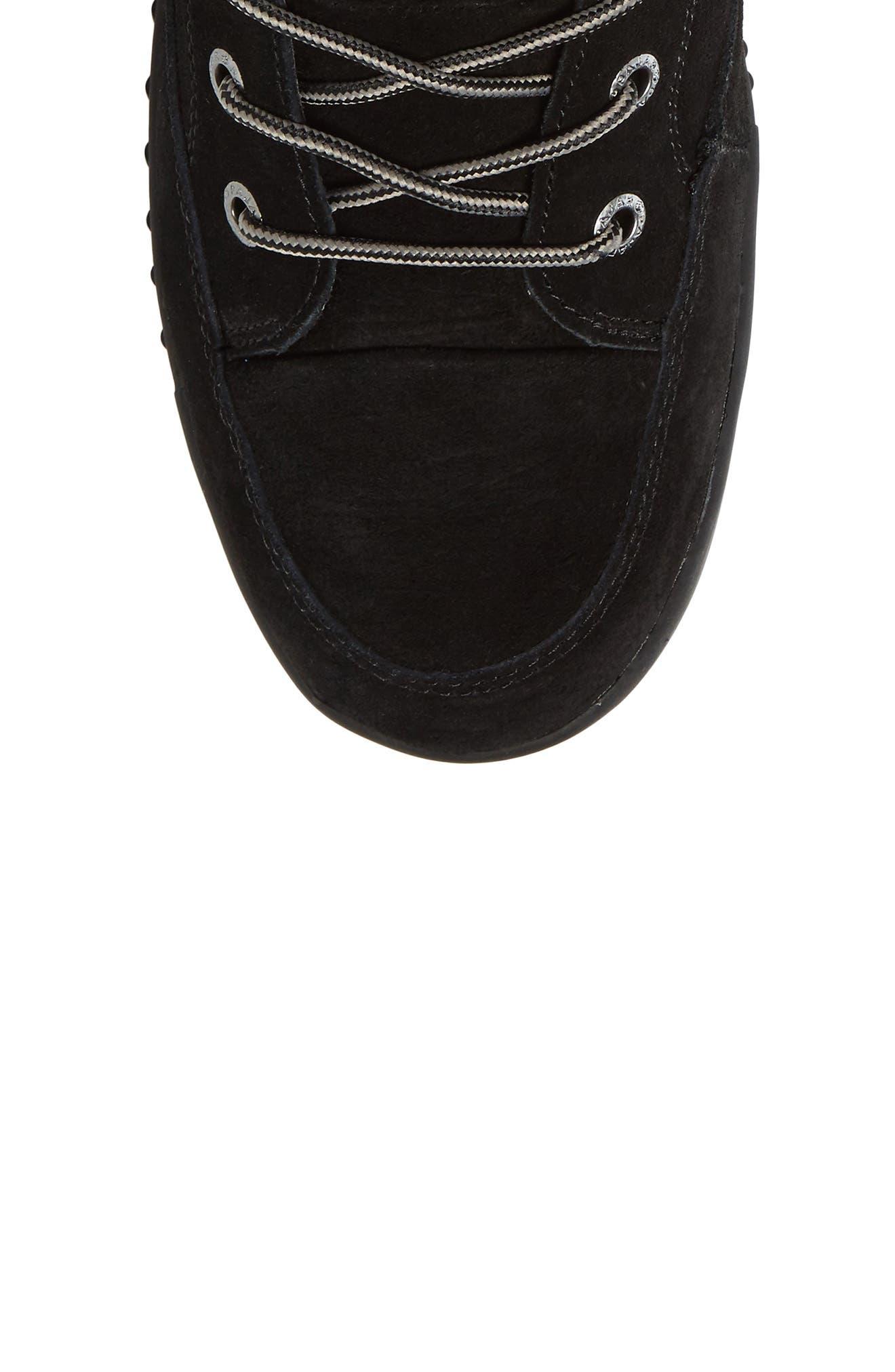 PAJAR,                             Parnell Waterproof Winter Sneaker,                             Alternate thumbnail 5, color,                             001