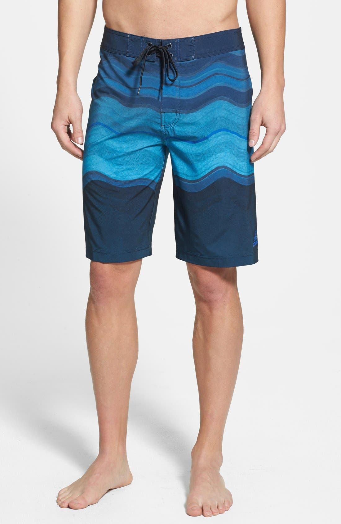 'Sediment' Stretch Board Shorts,                             Main thumbnail 13, color,
