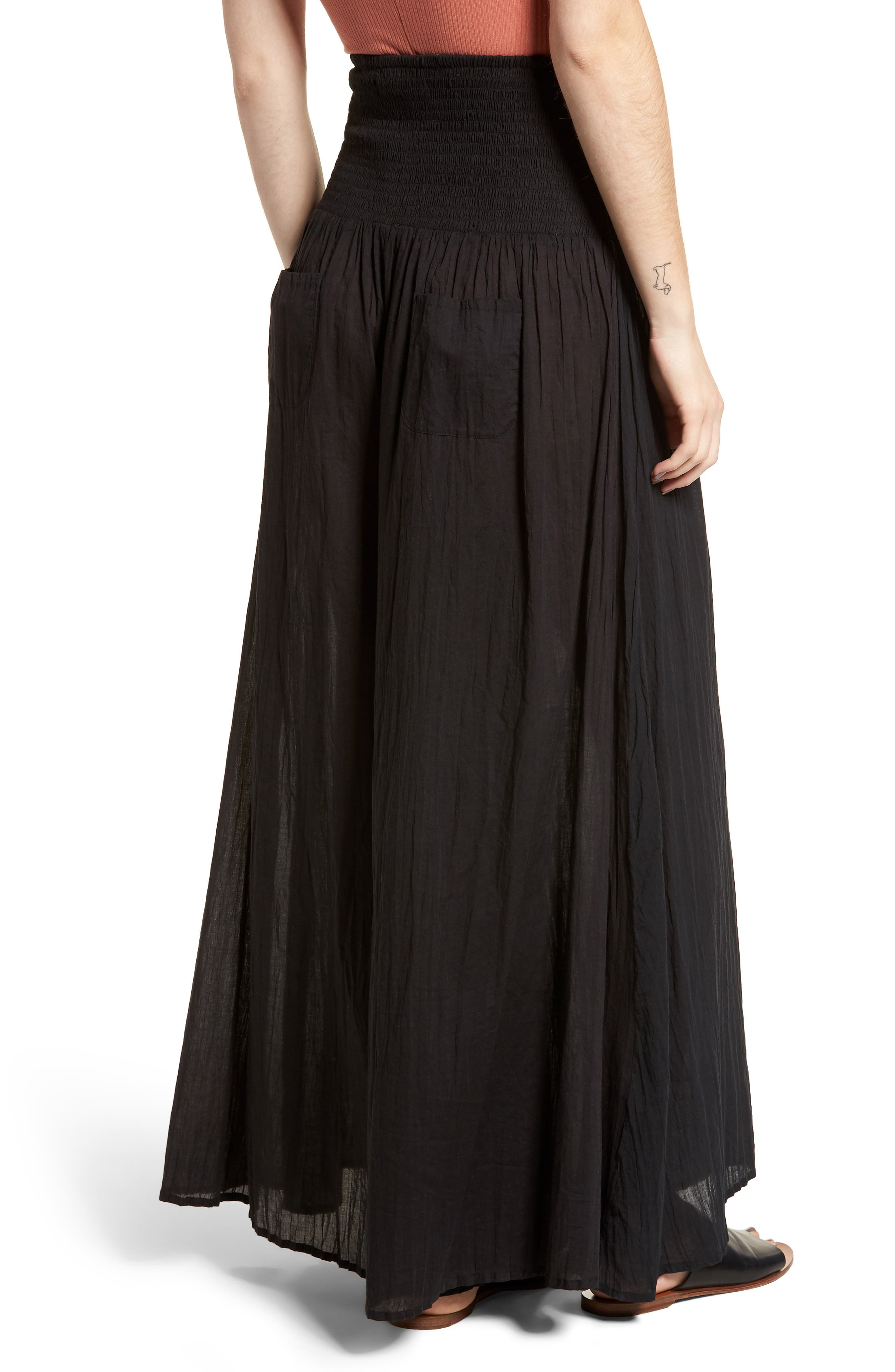 High Roads Wide Leg Pants,                             Alternate thumbnail 2, color,