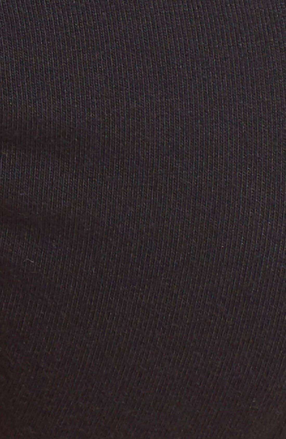 3-Pack Hip Briefs,                             Alternate thumbnail 4, color,                             BLACK