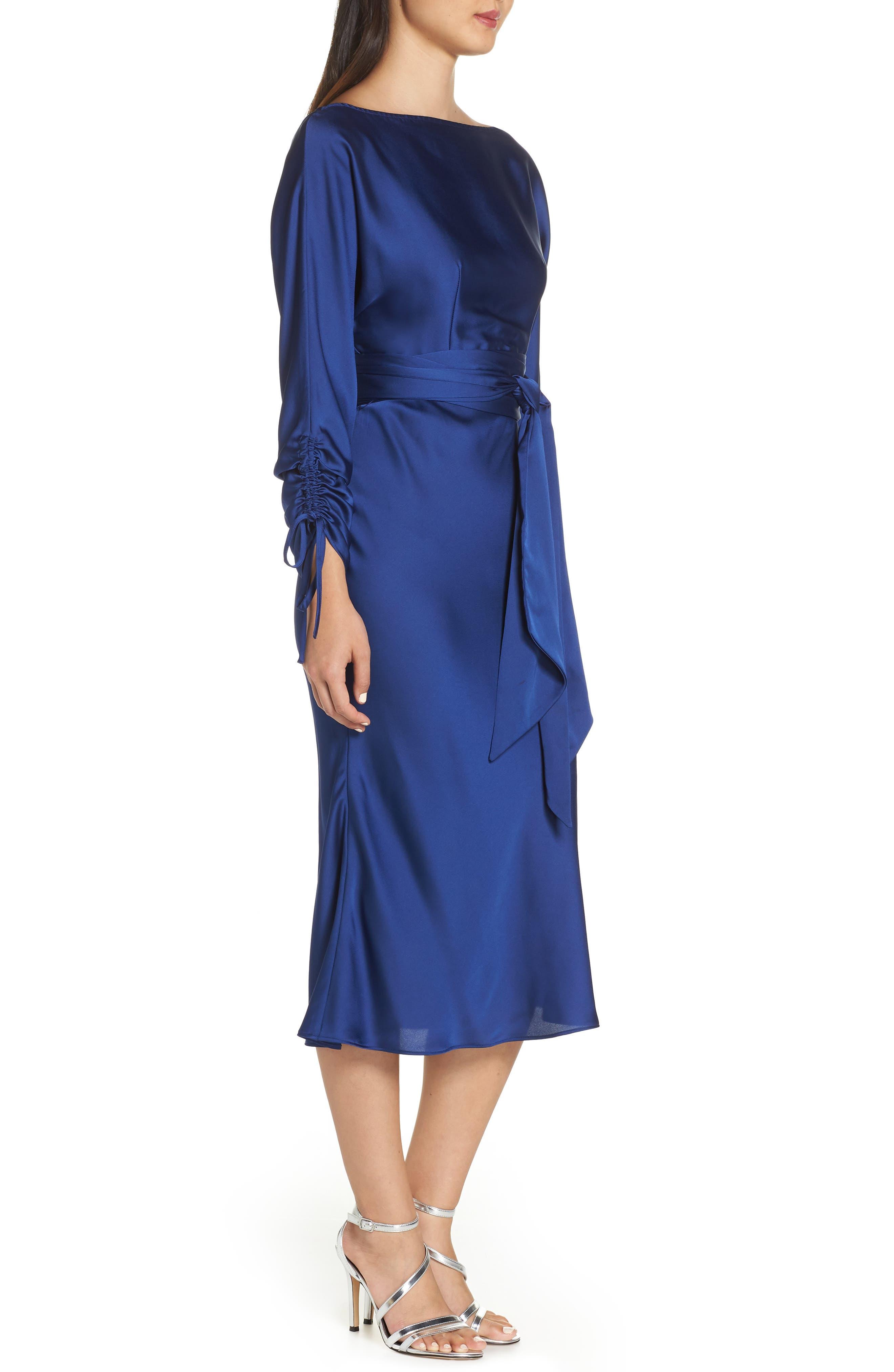 KEEPSAKE THE LABEL,                             Uncovered Midi Dress,                             Alternate thumbnail 4, color,                             430