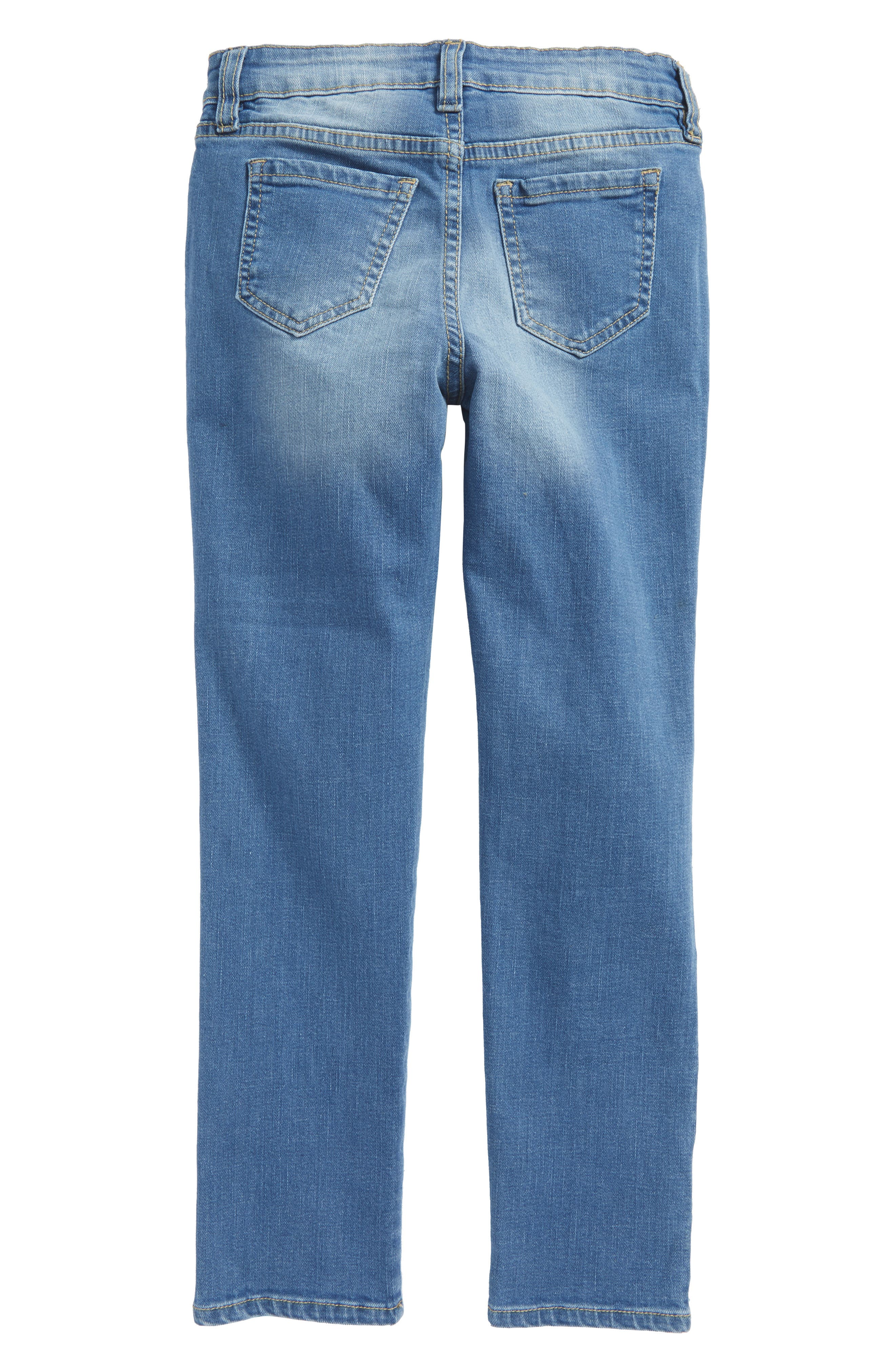 Taylor Embroidered Skinny Jeans,                             Alternate thumbnail 2, color,                             416