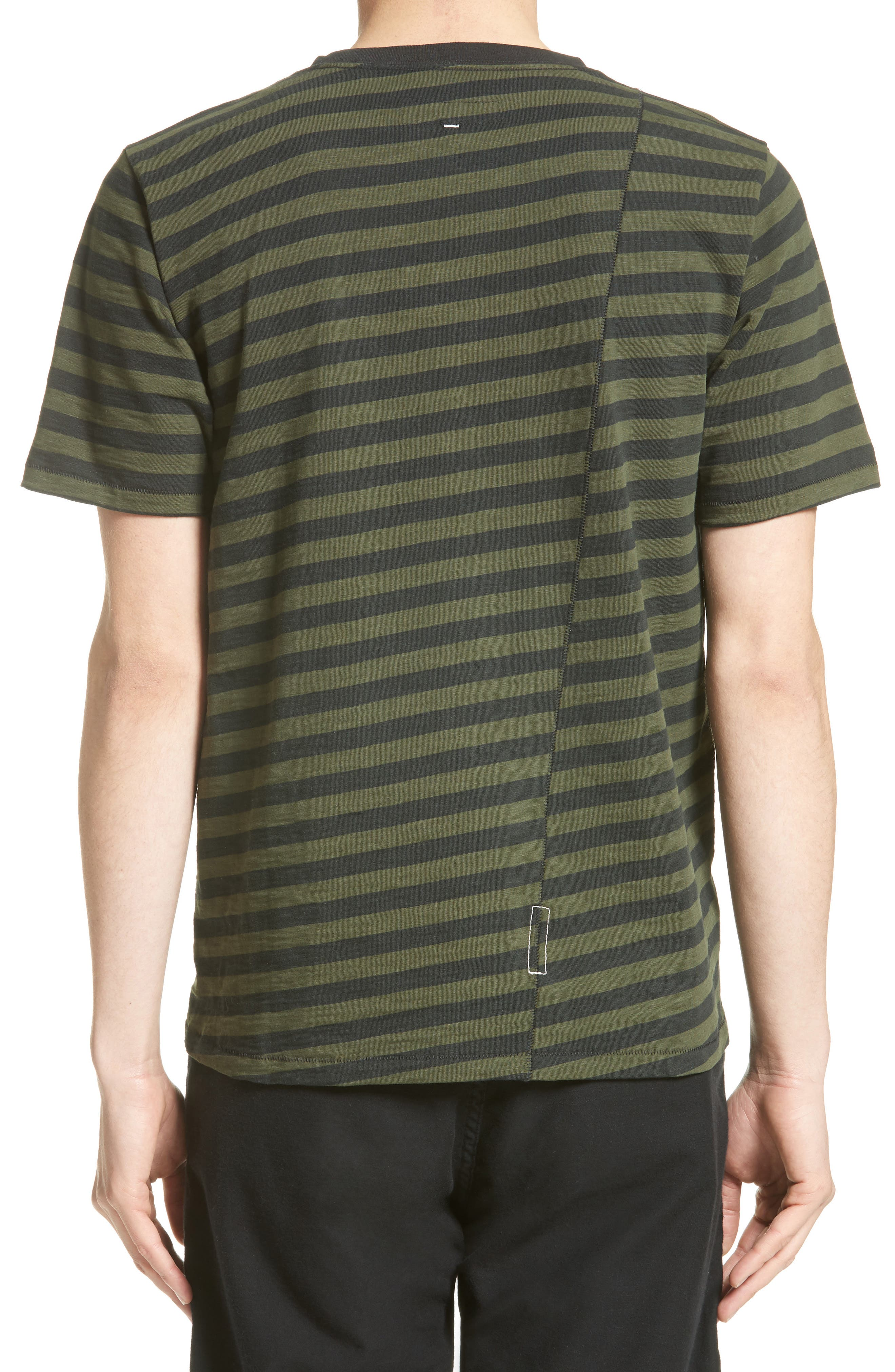 Blake Stripe T-Shirt,                             Alternate thumbnail 2, color,                             301