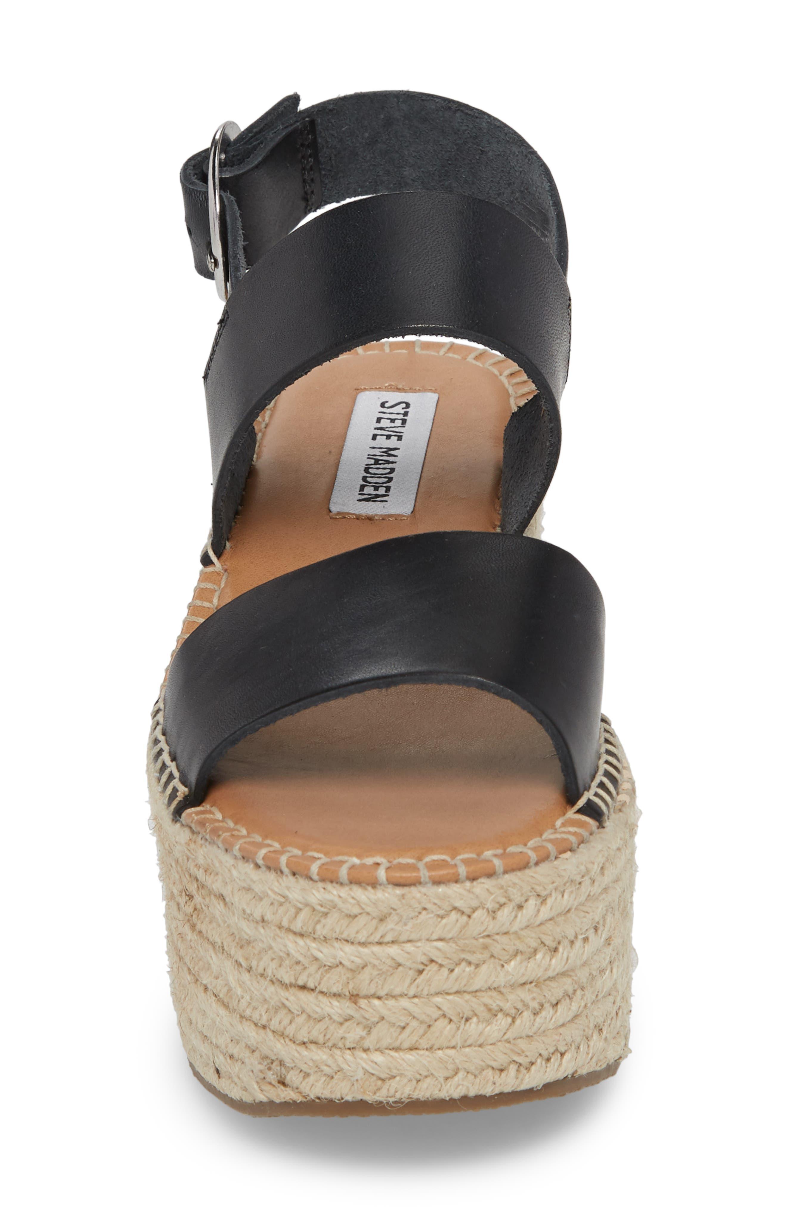 Cali Espadrille Platform Sandal,                             Alternate thumbnail 10, color,