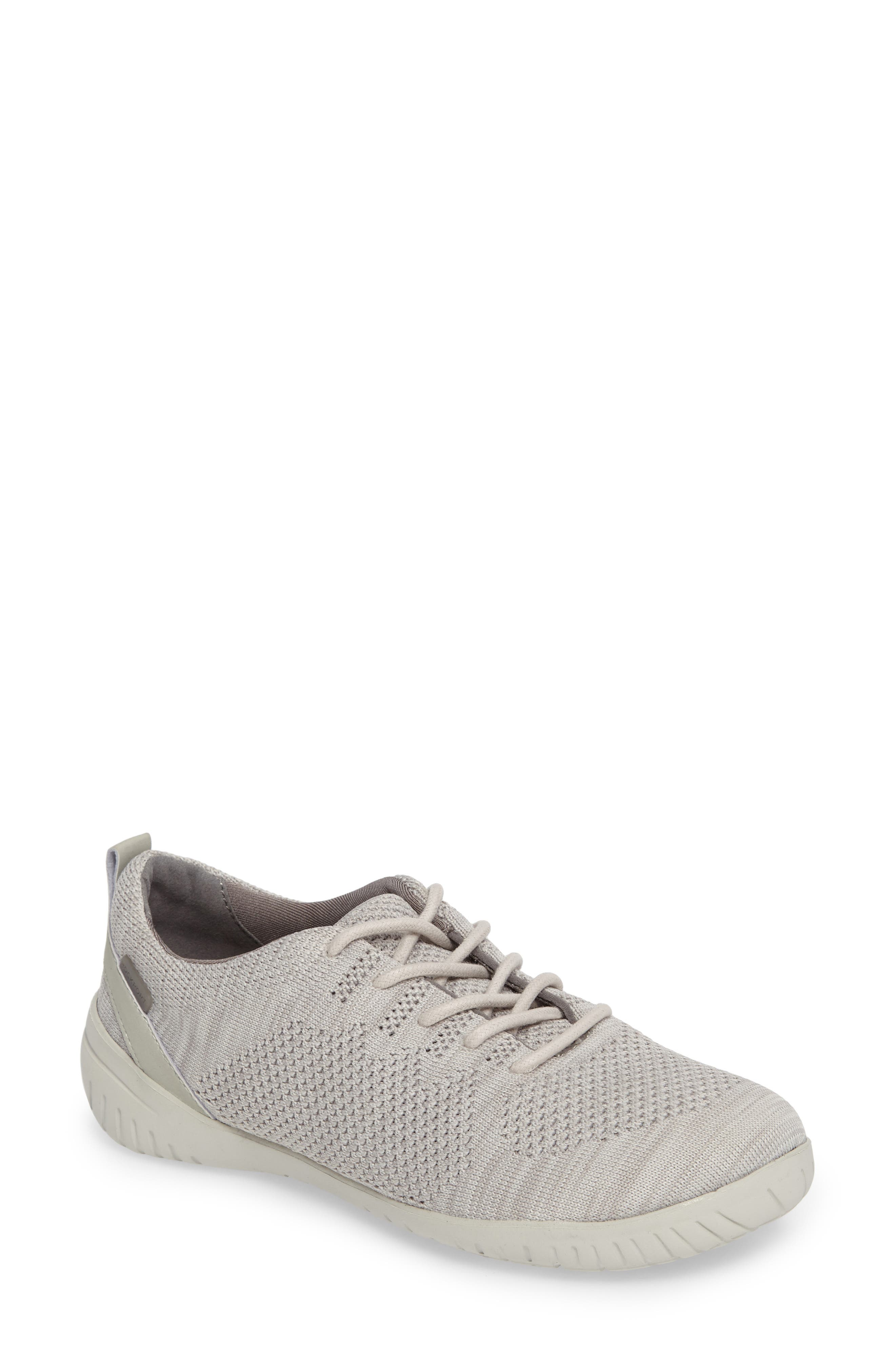 Raelyn Knit Sneaker,                             Main thumbnail 1, color,                             020