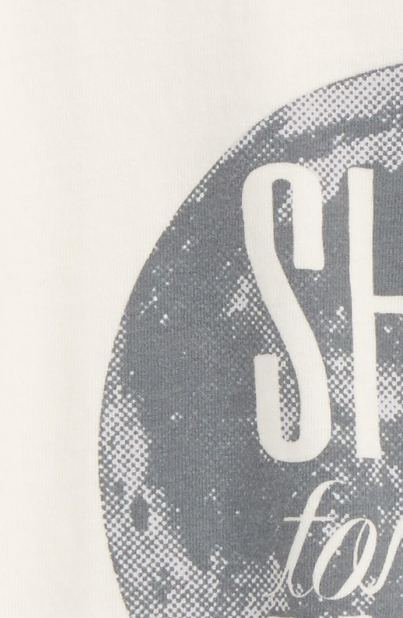 Peek Shoot For The Moon Graphic T-Shirt,                             Alternate thumbnail 2, color,