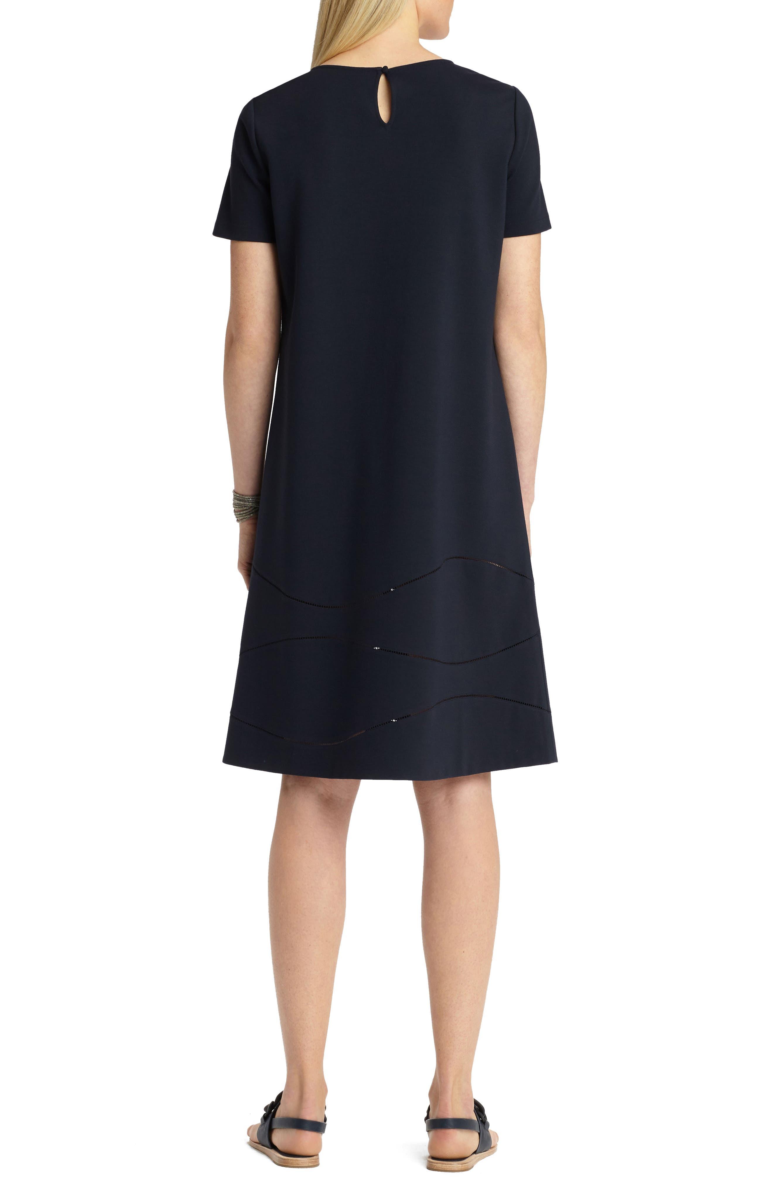 Jasmin A-Line Dress,                             Alternate thumbnail 4, color,