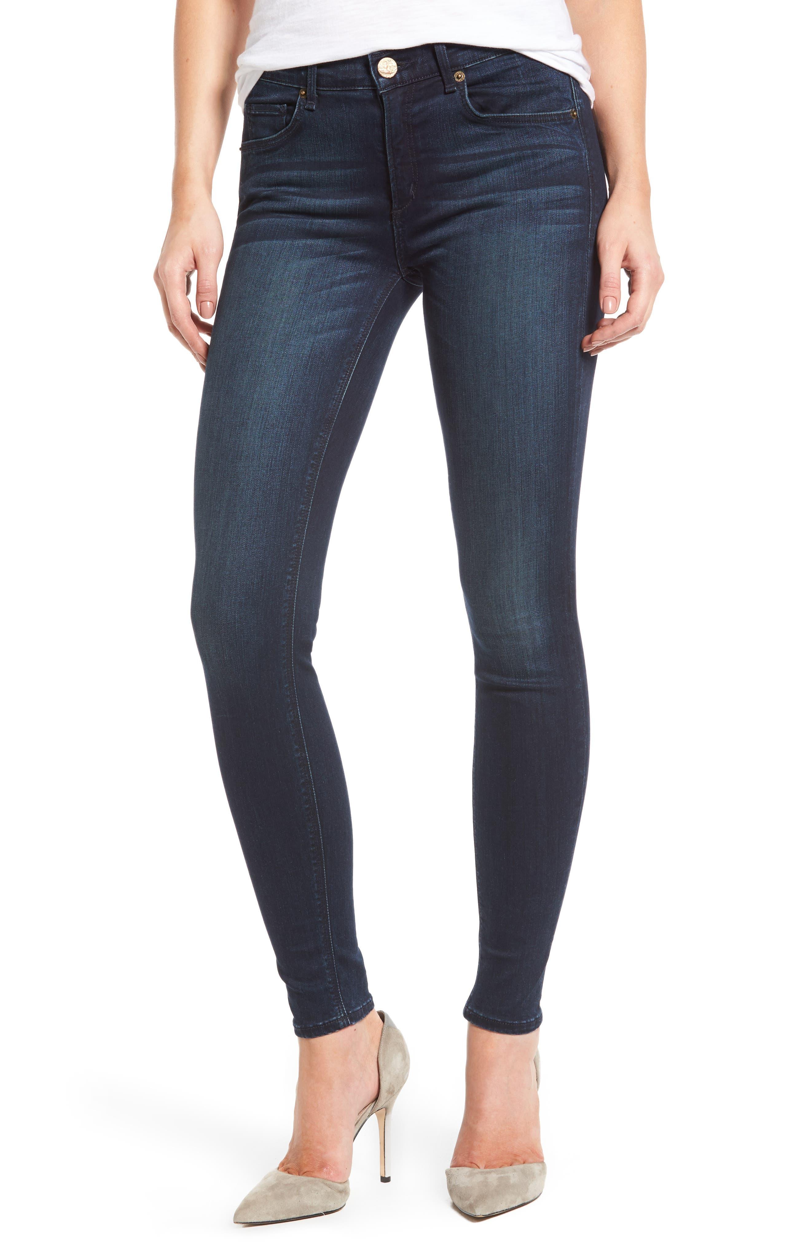 Newton Skinny Jeans,                             Main thumbnail 1, color,                             457