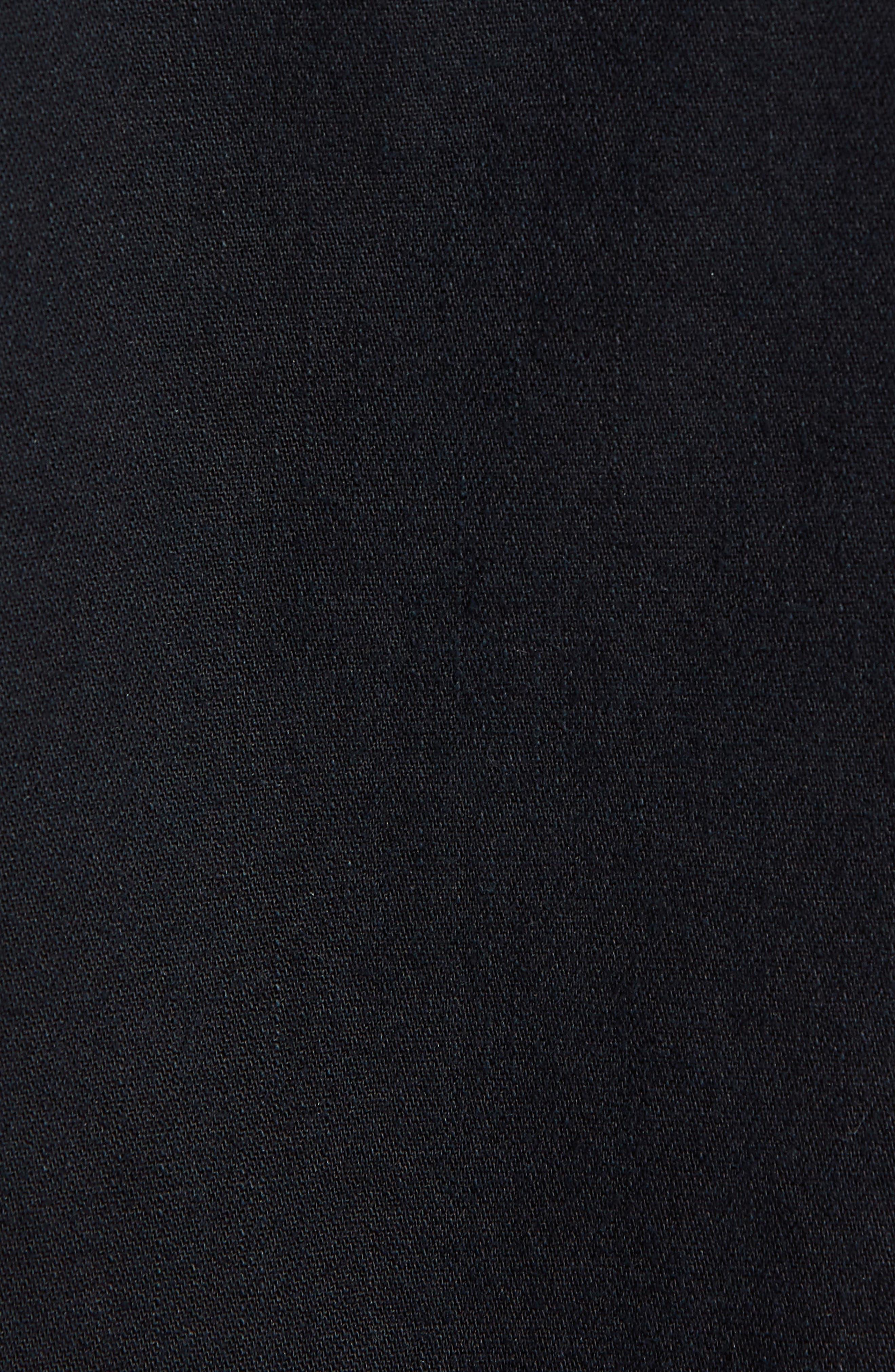 TREASURE & BOND,                             Western Denim Sport Shirt,                             Alternate thumbnail 5, color,                             002