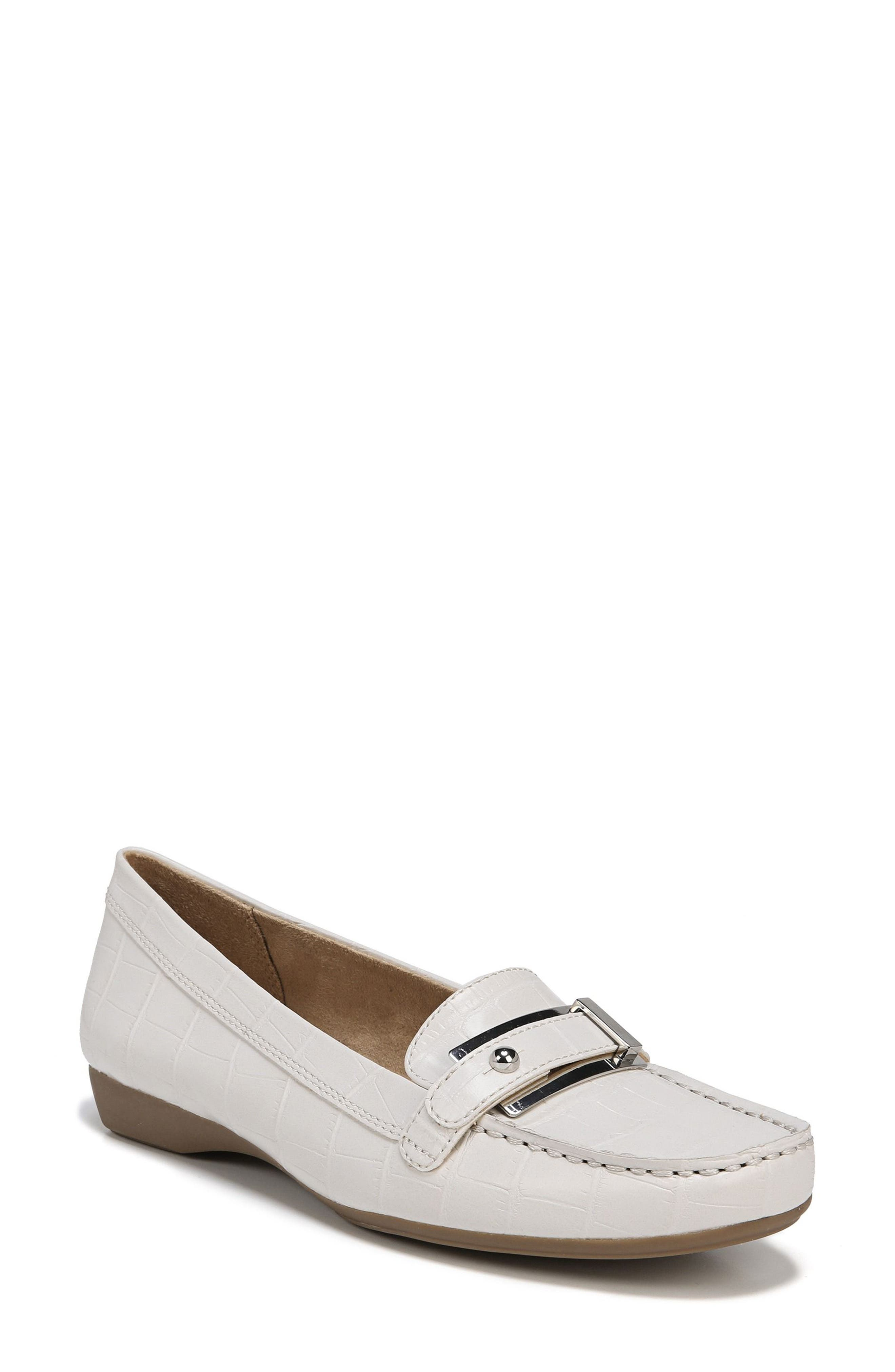 'Gisella' Loafer,                         Main,                         color, 101
