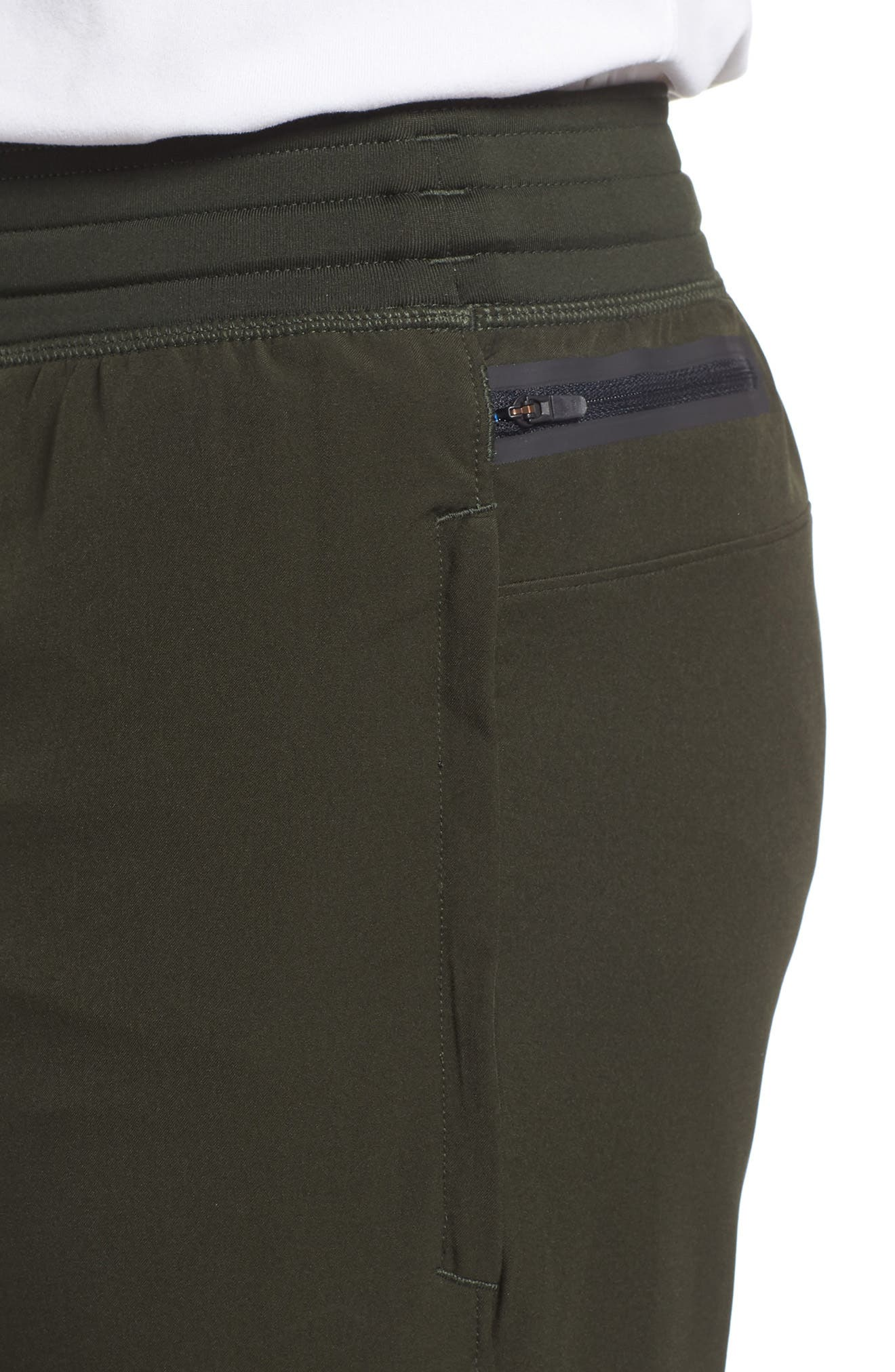 Fitted Woven Training Pants,                             Alternate thumbnail 23, color,